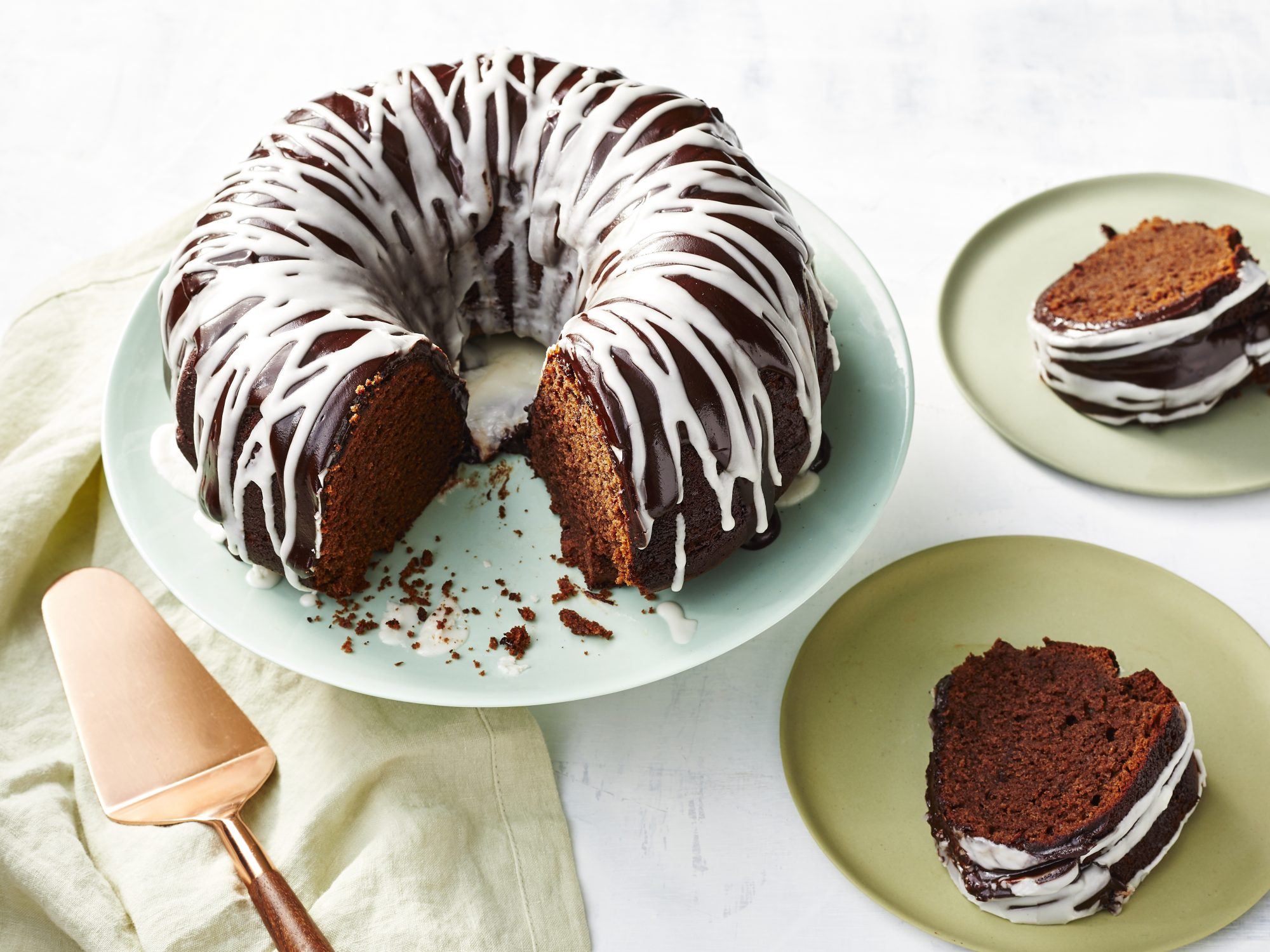 Guinness Chocolate Cake image