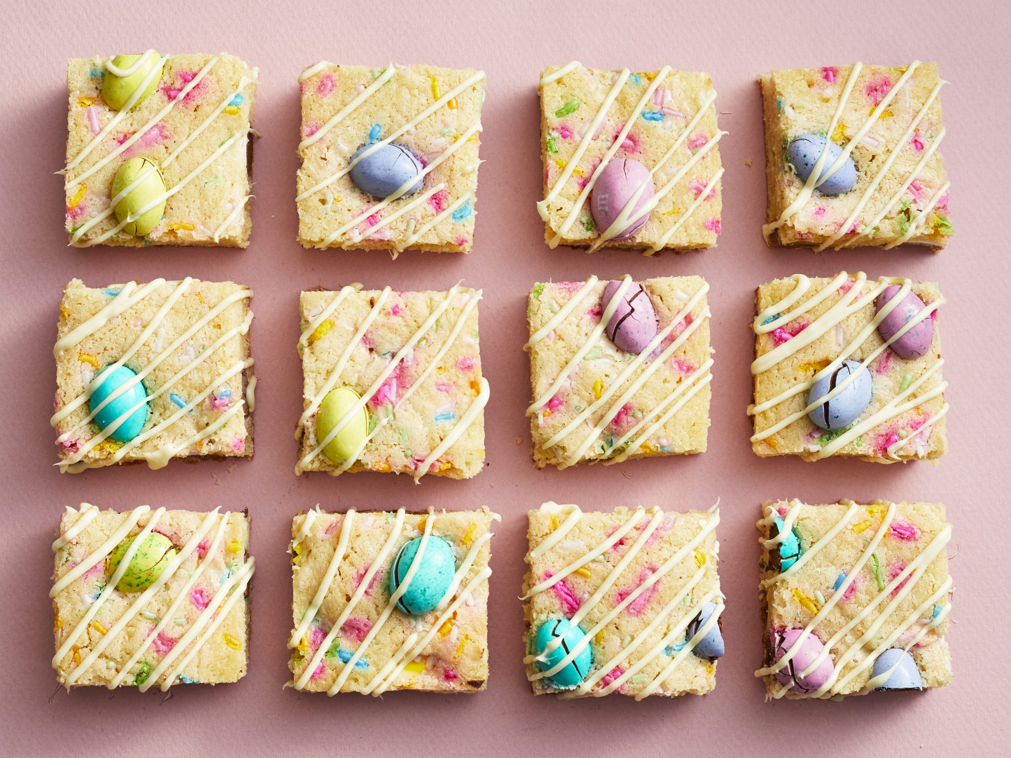 Decorate Your Table with These Colorful Easter Snack Cakes