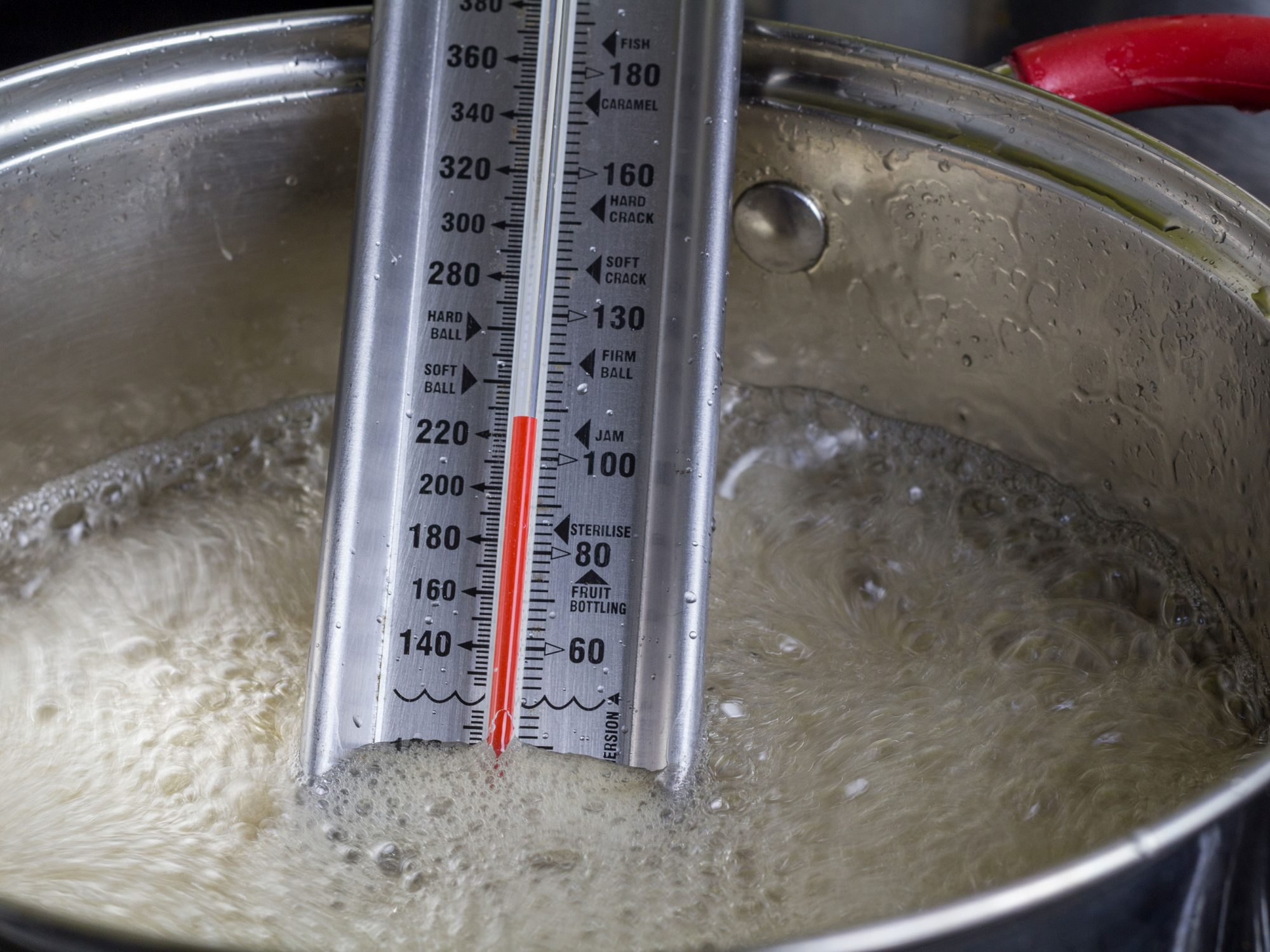 How to Know if Your Candy Thermometer Is Broken