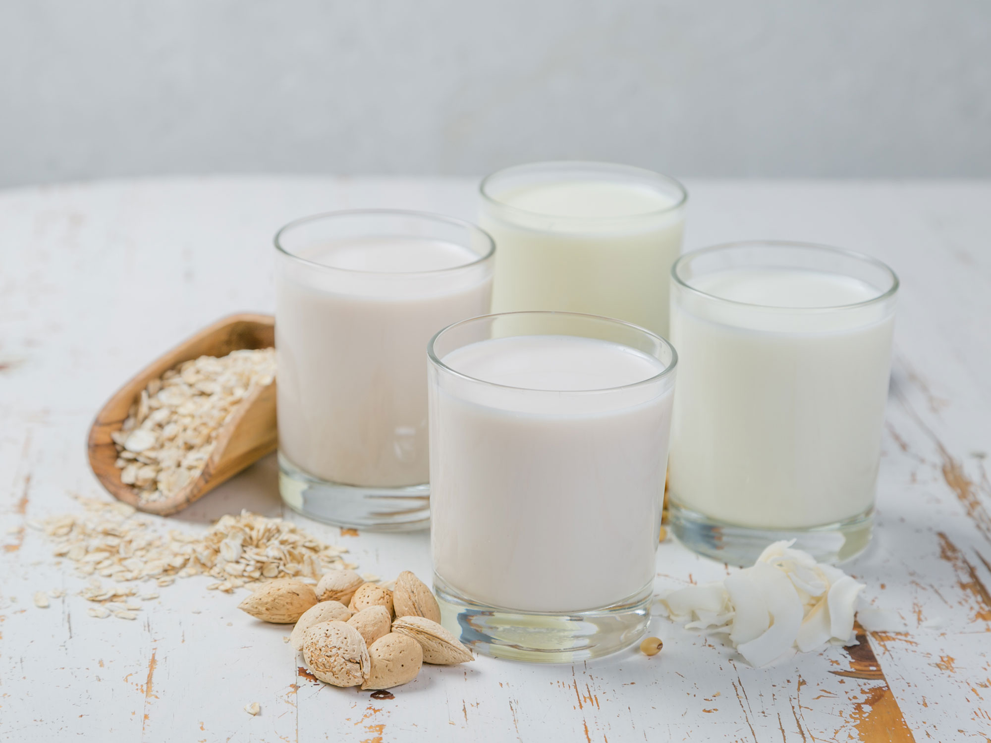 Is It Cheaper to Make Your Own Non-Dairy Milk?