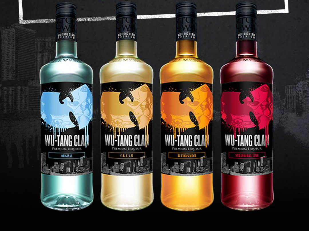 Wu-Tang Clan Is Releasing Its Own Vodka