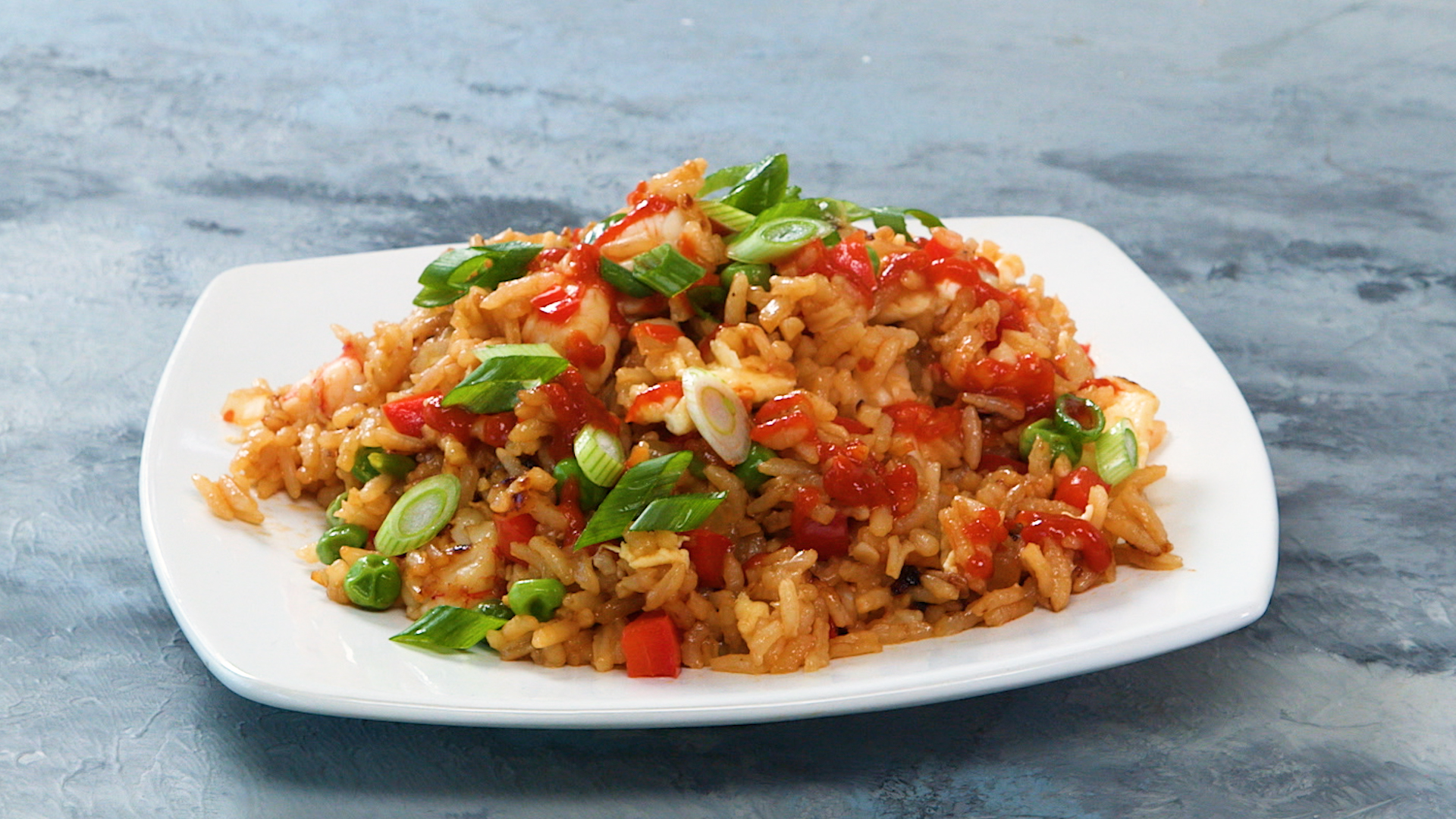 How to make the best fried rice of your life myrecipes ccuart Images