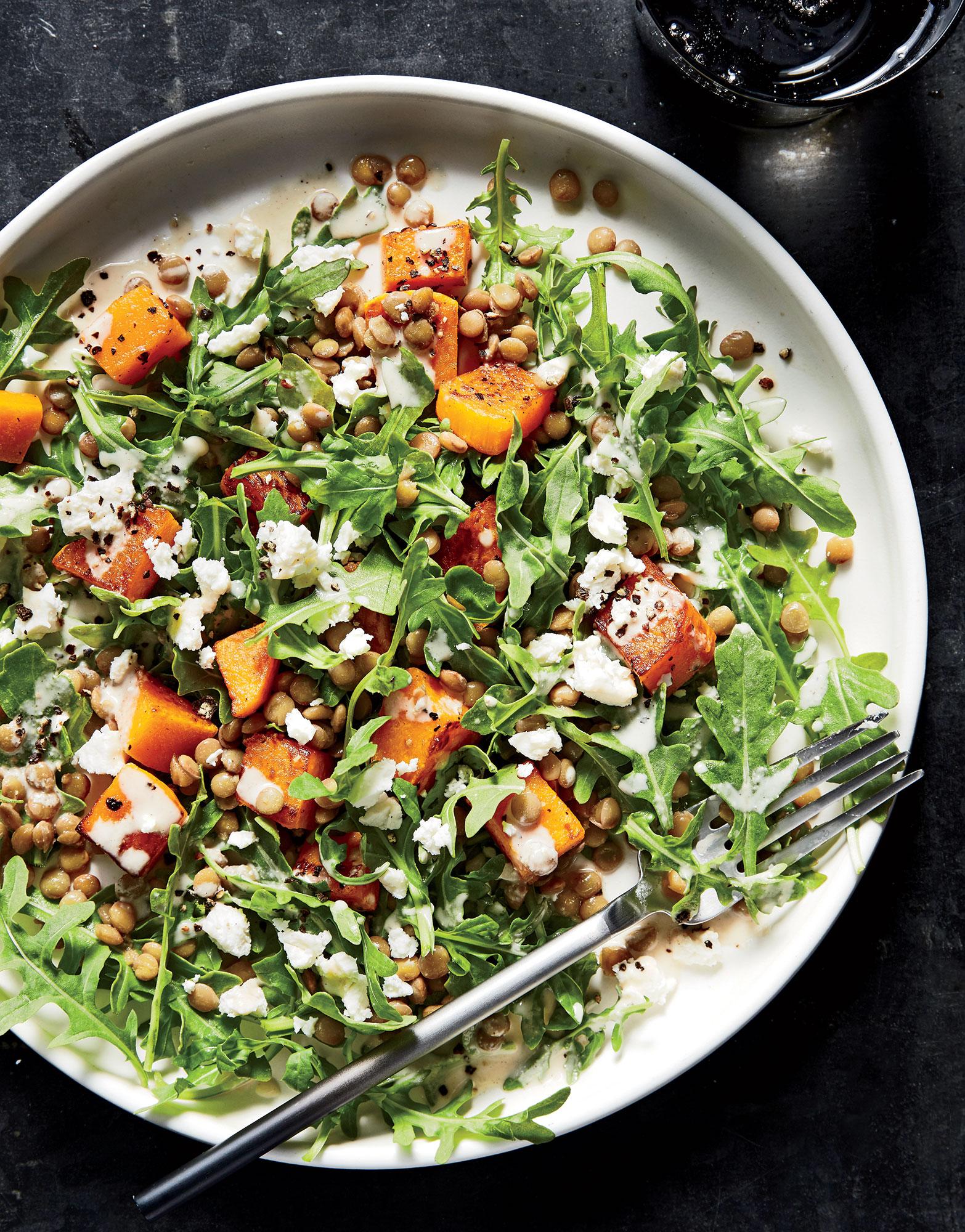 Autumn Glow Salad