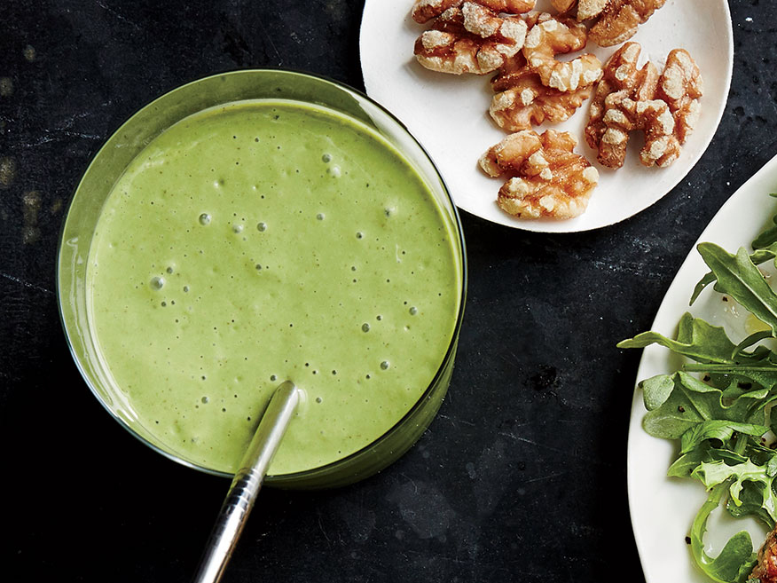 Kale-Ginger Smoothie