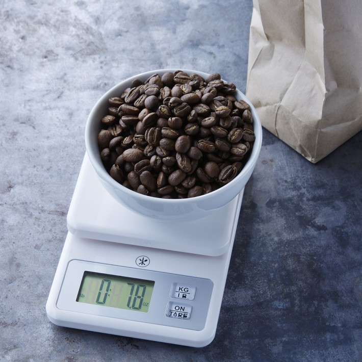 <p>Williams Sonoma Open Kitchen Digital Scale</p>