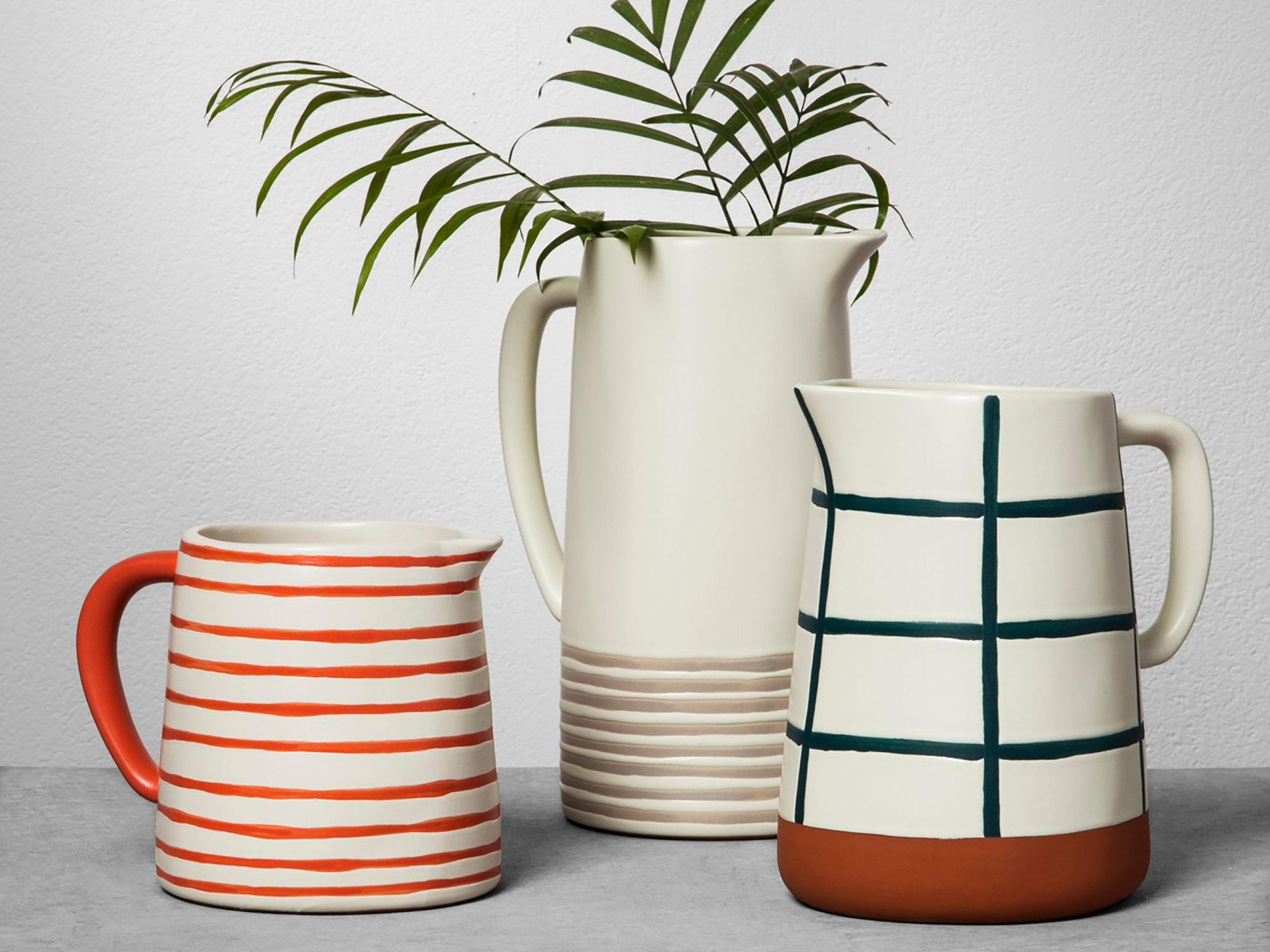 5 of Our Favorite Kitchen Buys From Joanna and Chip's Target Collection 1804w-Joanna-Gaines-Pitchers