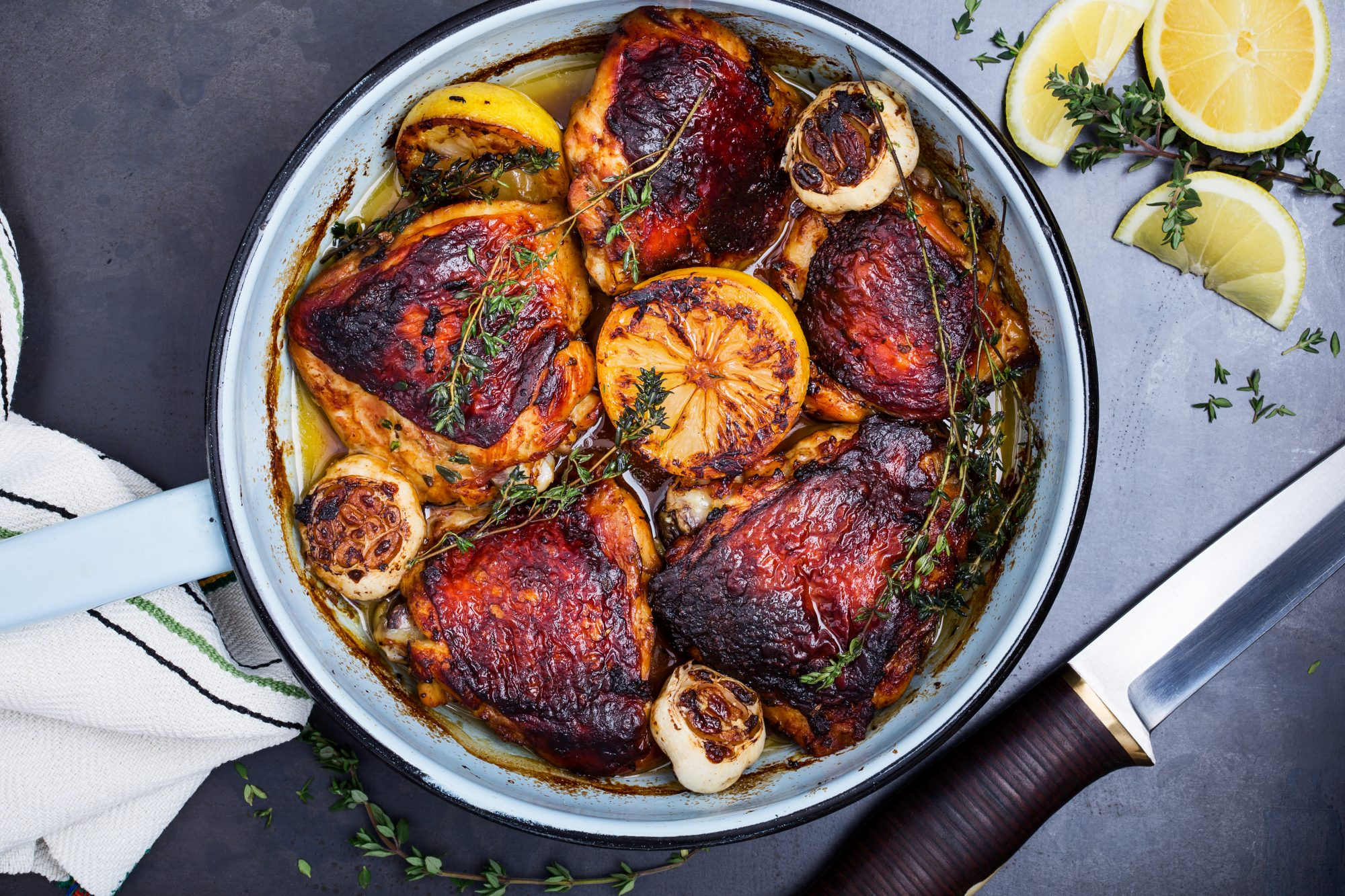 Mistakes to avoid when cooking chicken