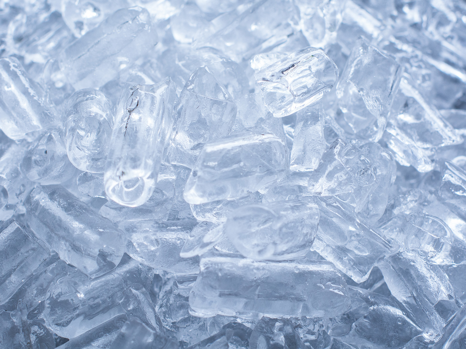 A Complete Taxonomy Of Ice Extra Crispy