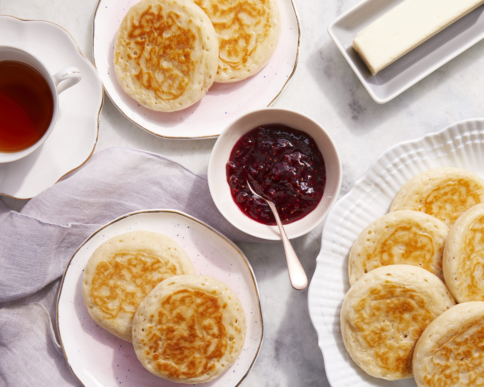 Crumpets image
