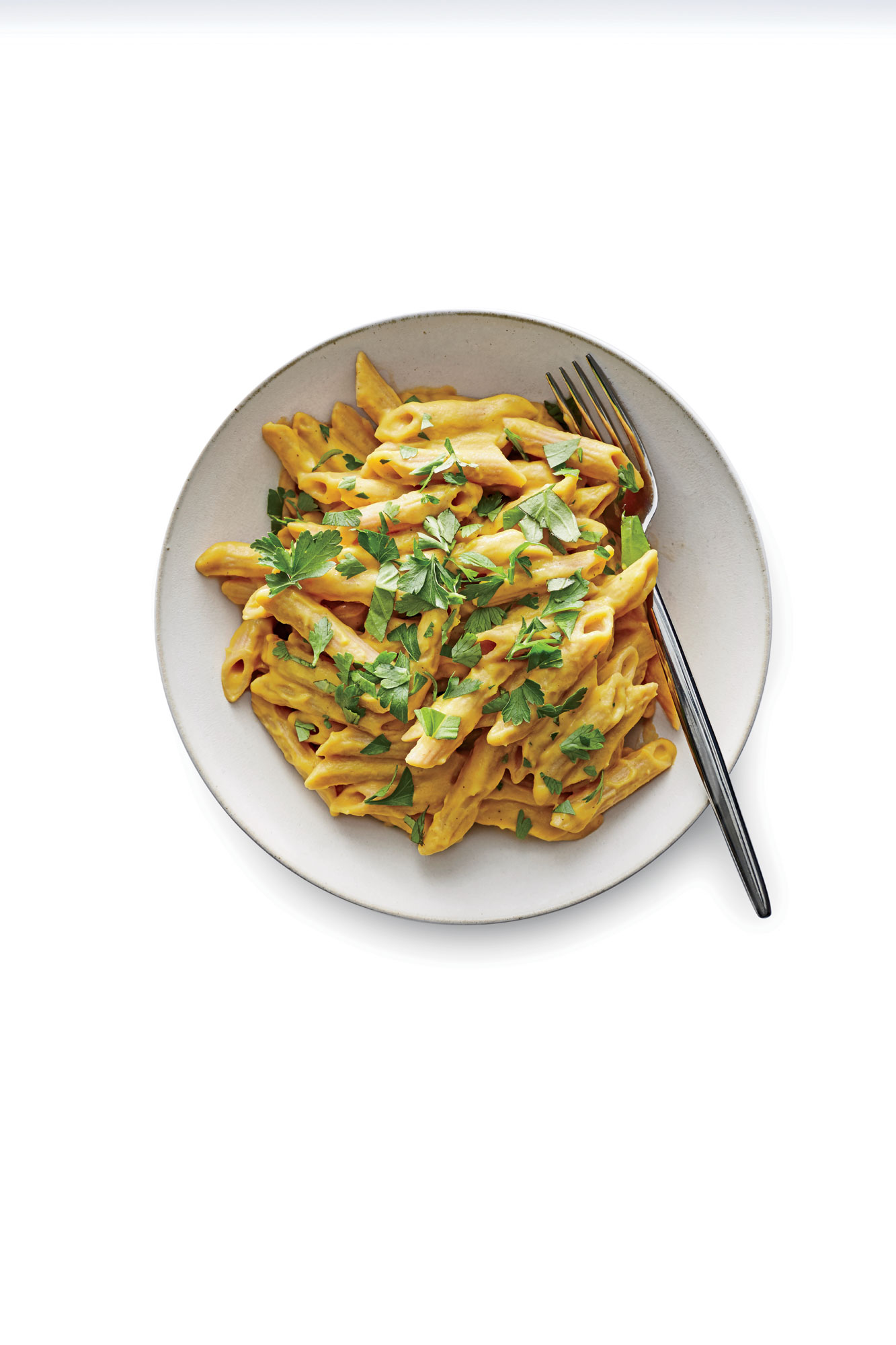 ck-Pasta with Chickpea Sauce