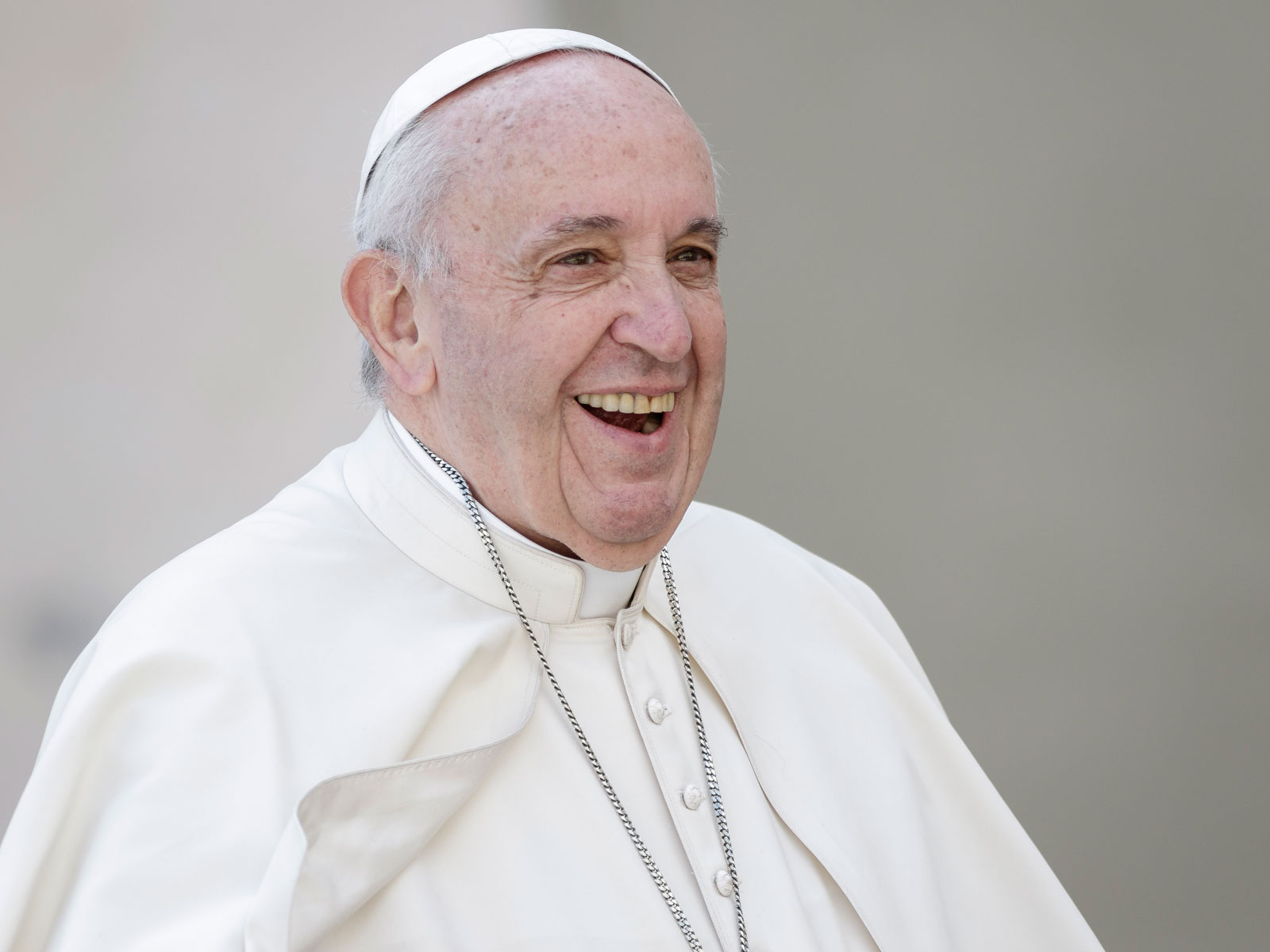 Pope Francis Calls Pappy Van Winkle 'Very Good Bourbon'