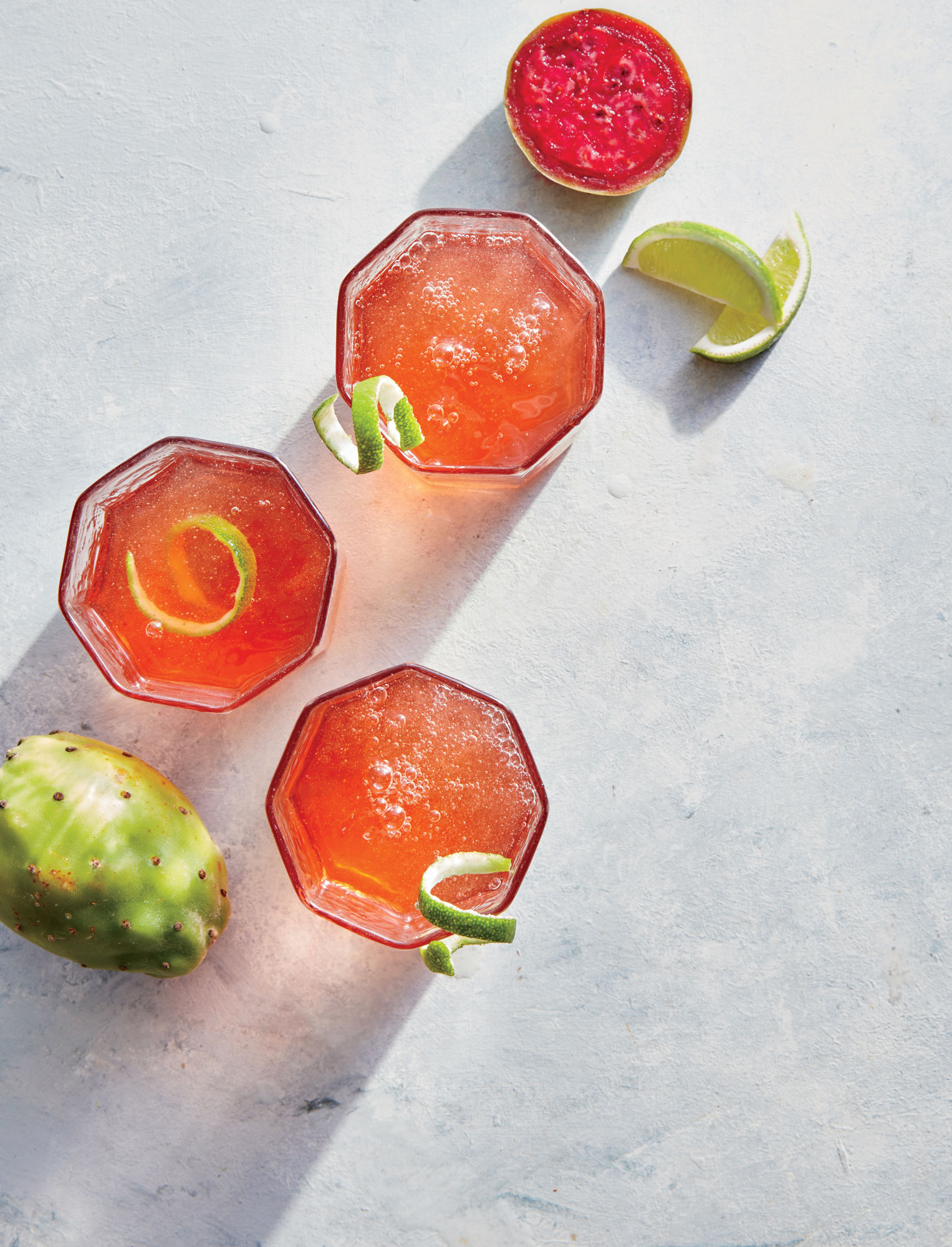 Prickly Pear Punch