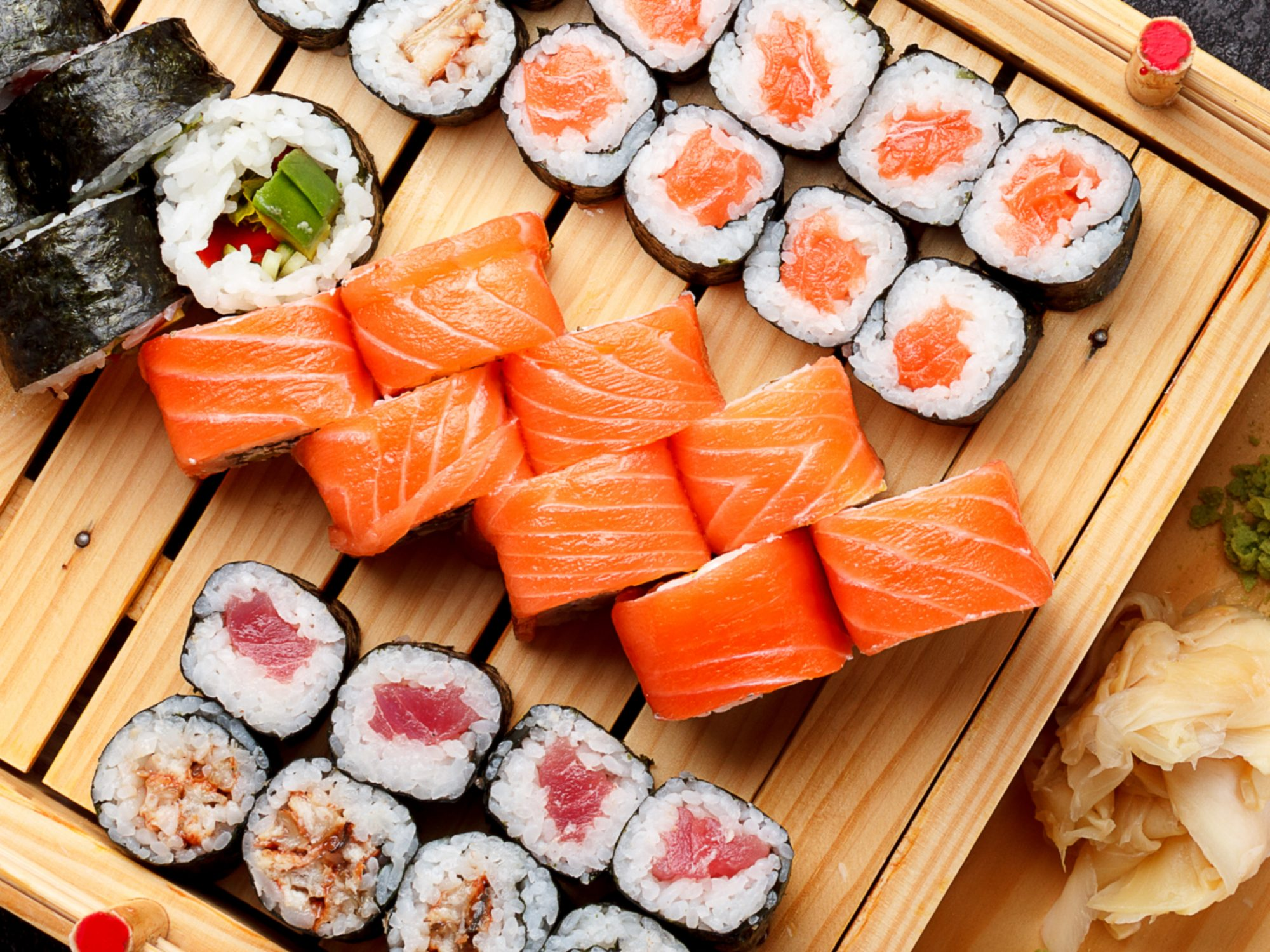 what is sushi grade fish myrecipes