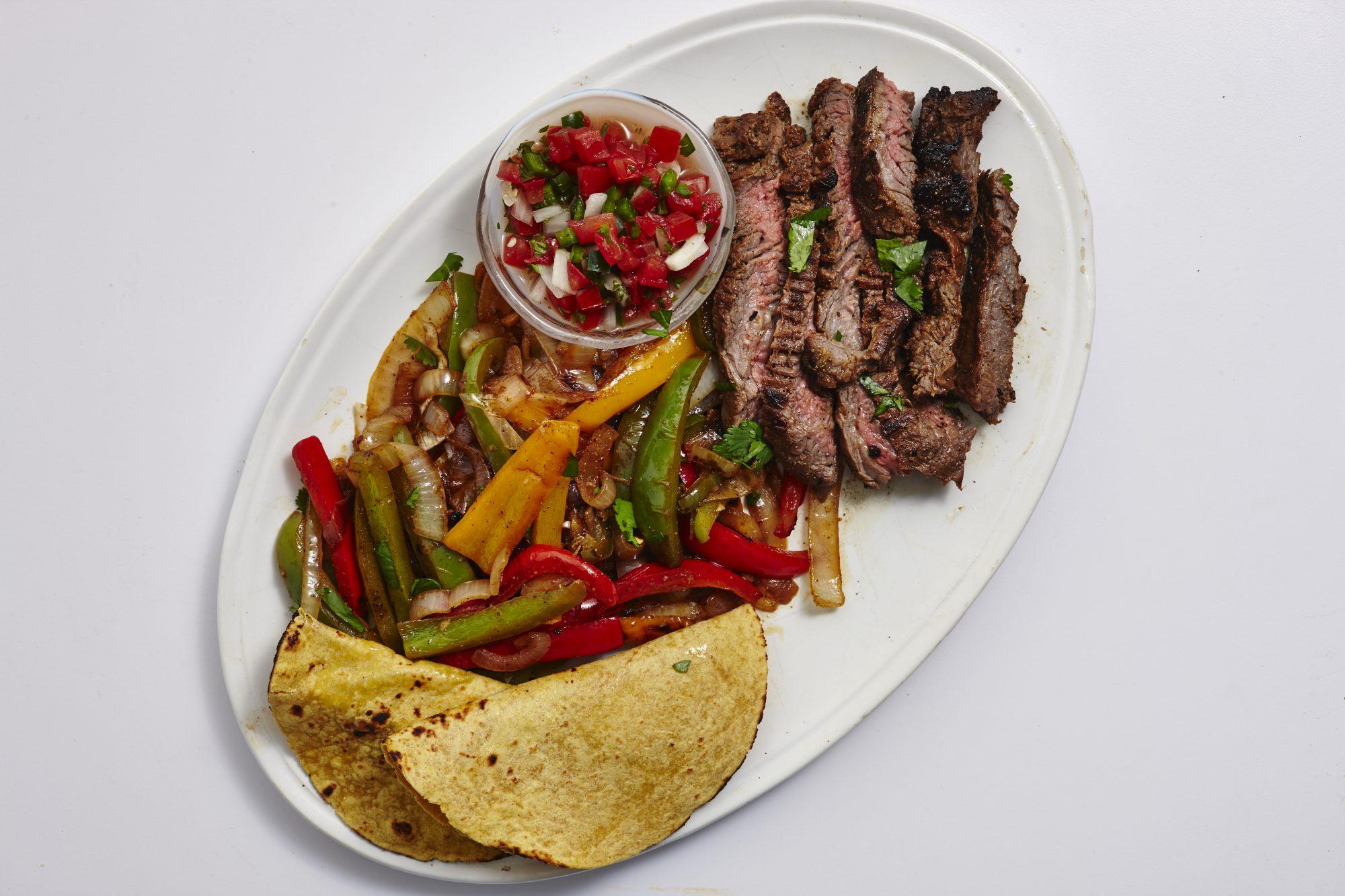 Best Steak Fajitas image