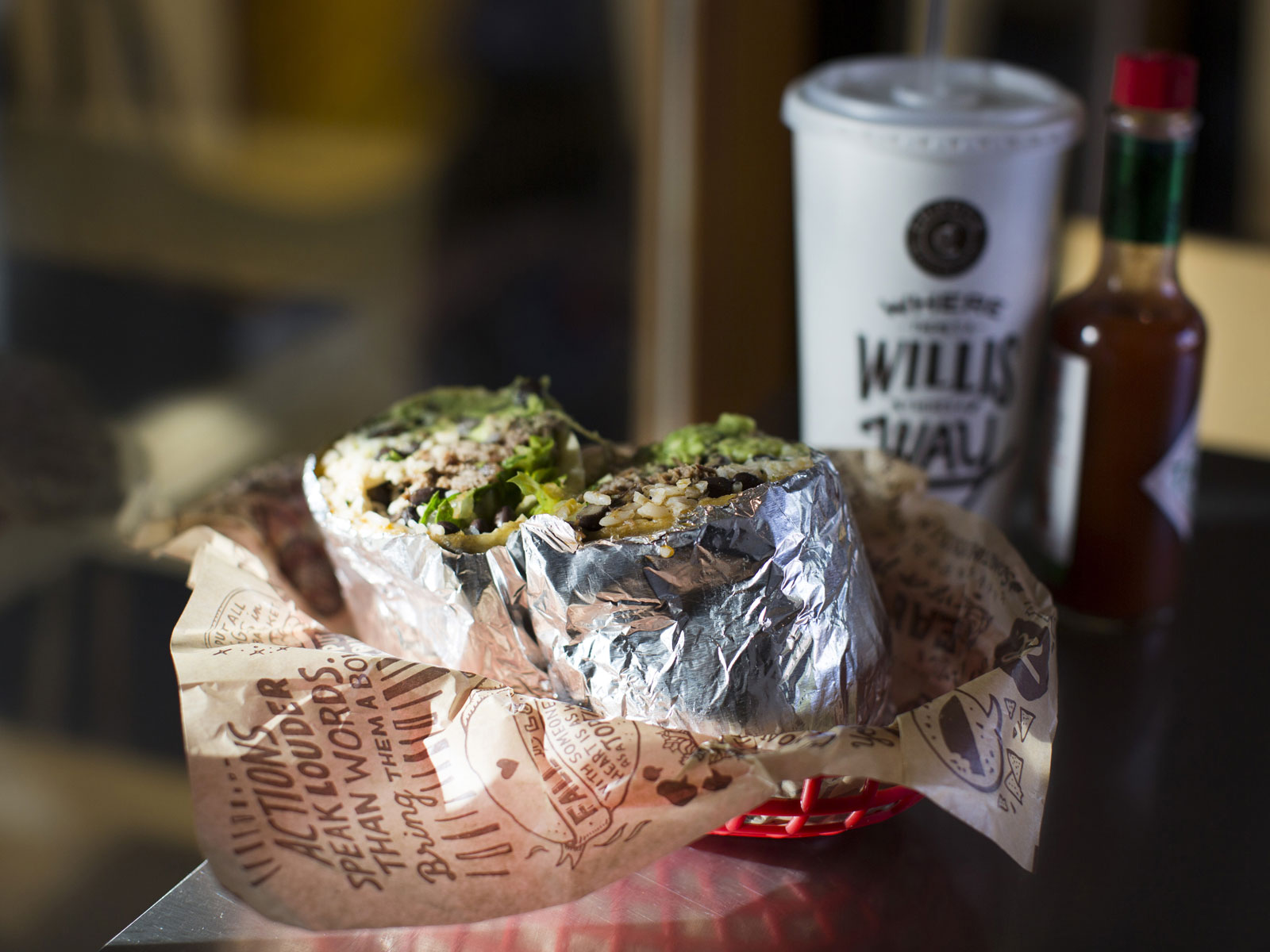 Chipotle Is Giving Away Free Burritos to Teachers