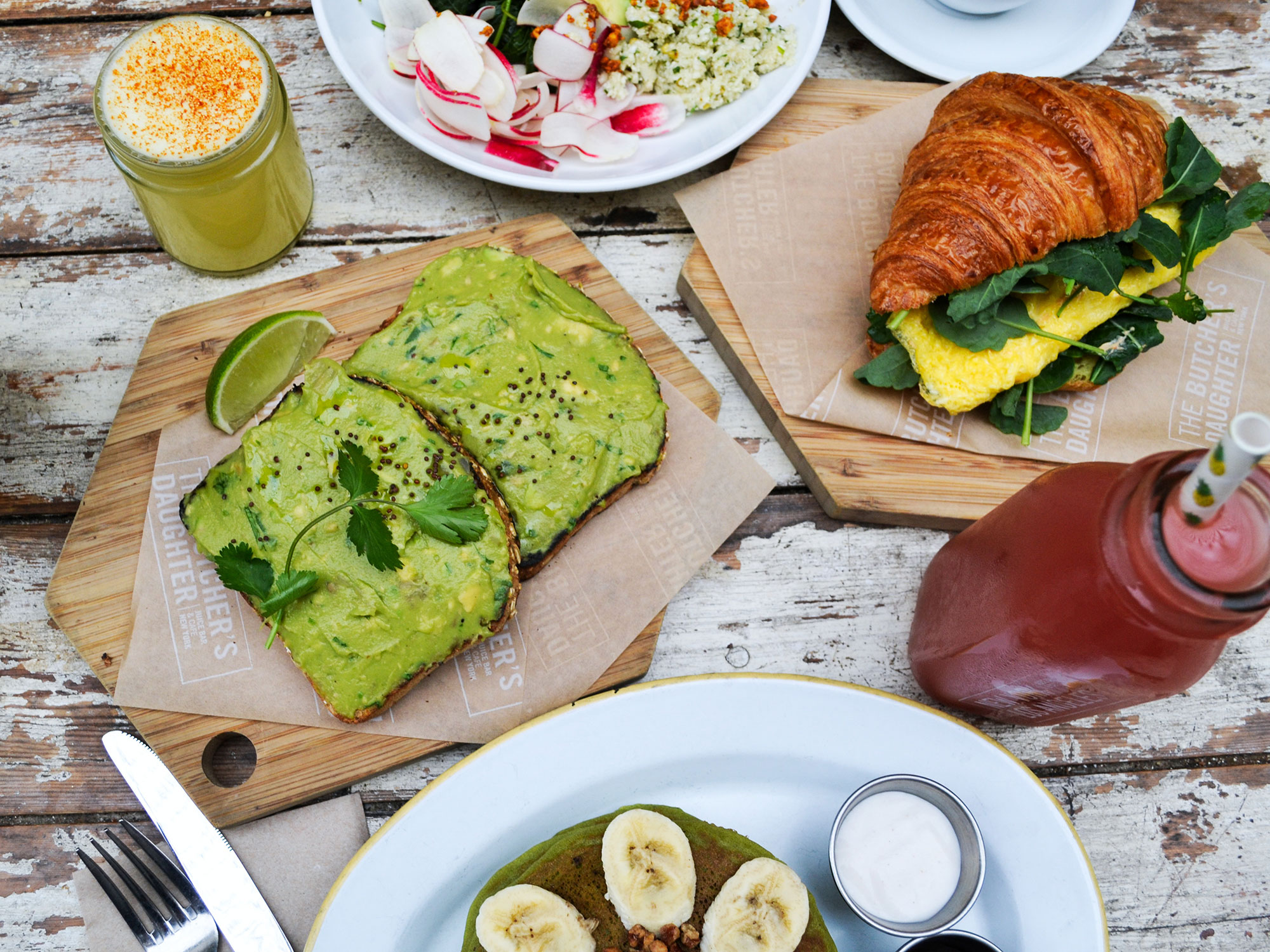 Where To Eat Breakfast In Los Angeles