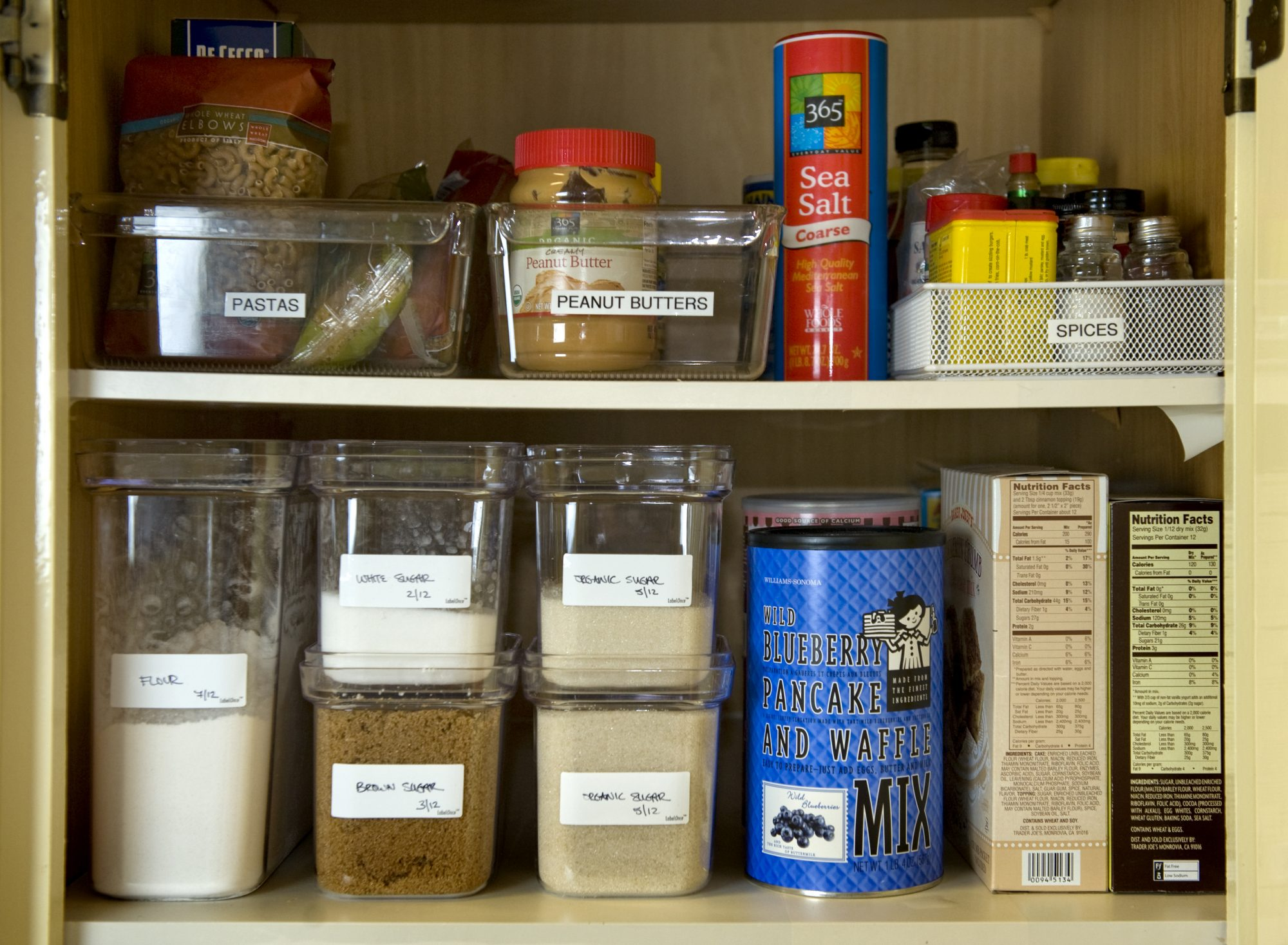 22 Essentials For Your First Kitchen Pantry