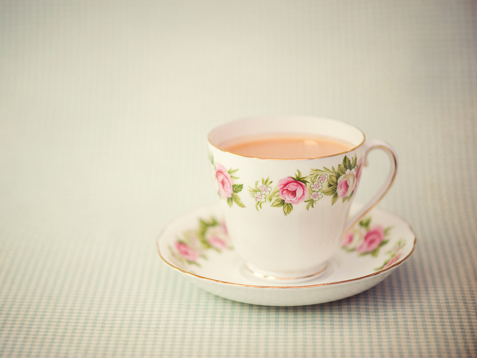 story of tea in England