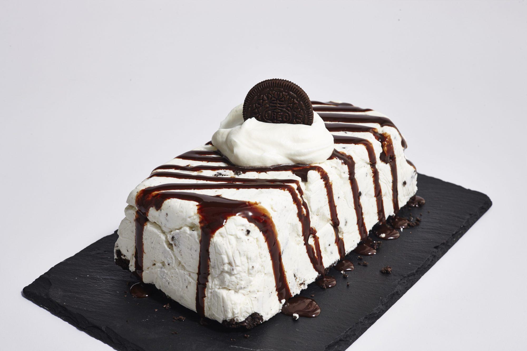 Oreo Icebox Cake image
