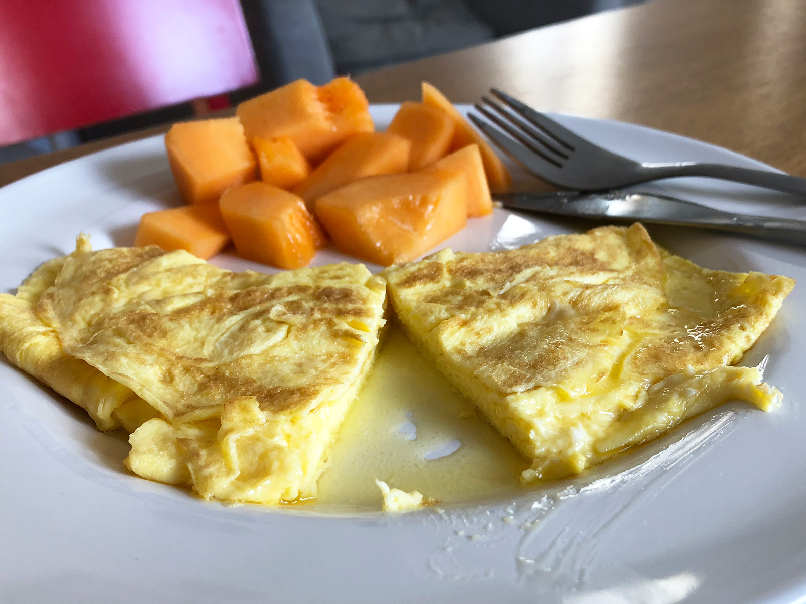 If Your Omelet Isn't Oozing Butter, You Are Wasting Your Life