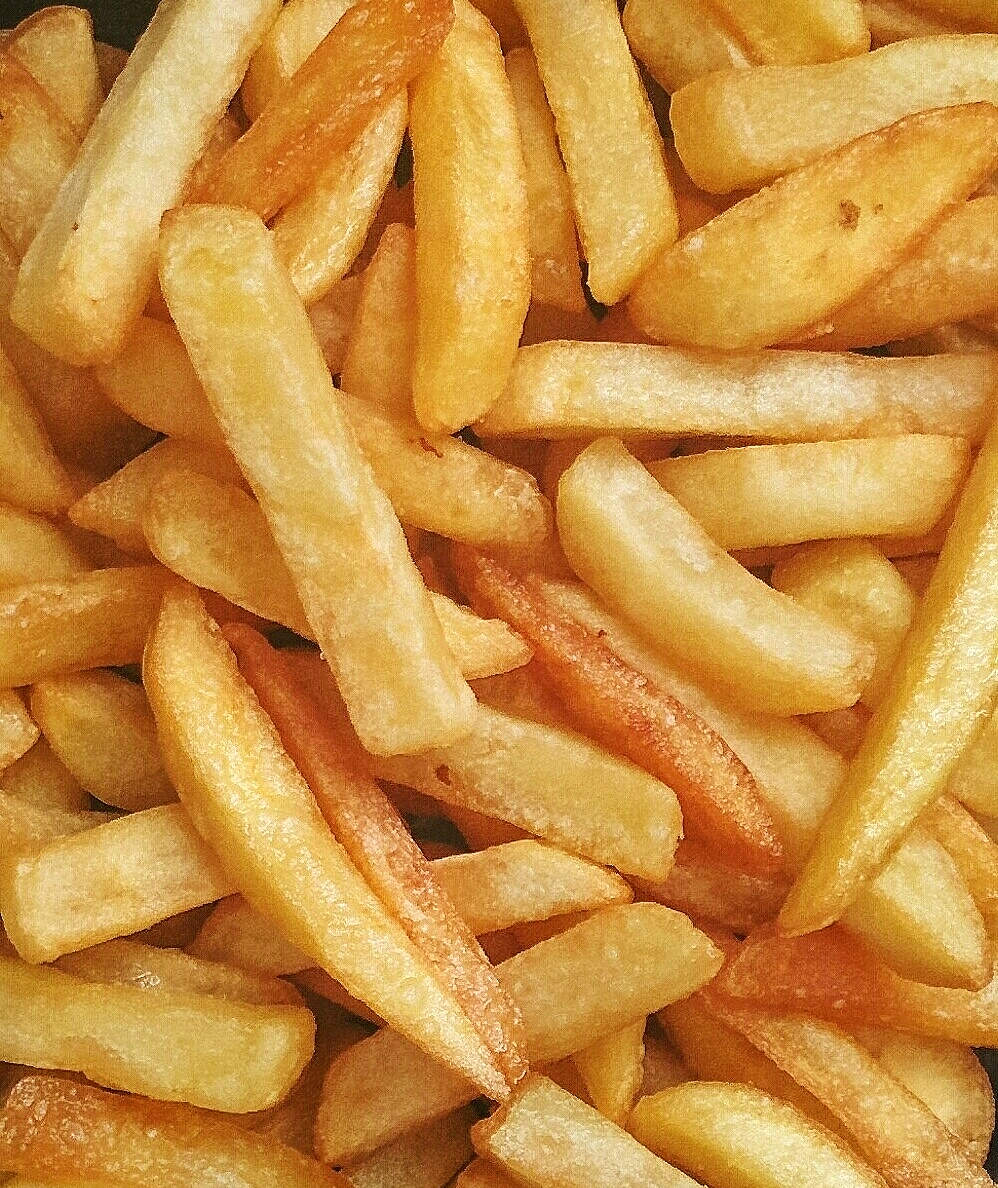This French Fry Chart Is Dividing the Internet