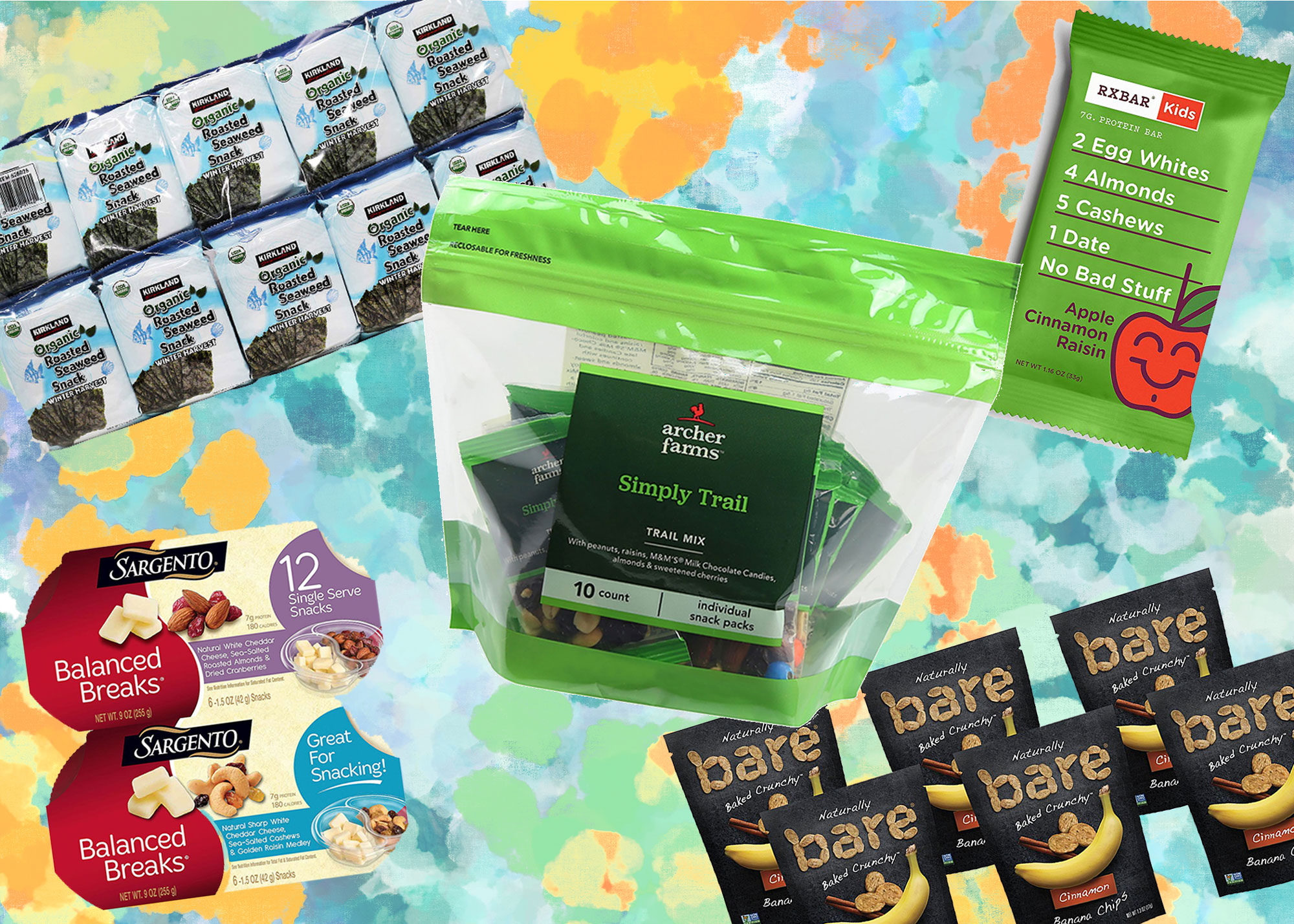 5 Healthy Packaged Snacks Kids Will Actually Eat
