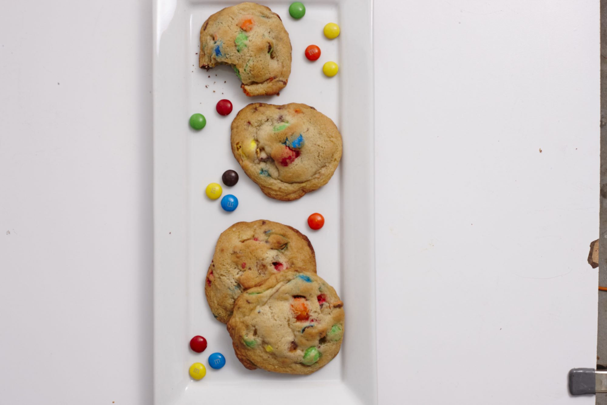 Ultimate M&M Cookies Recipe | MyRecipes