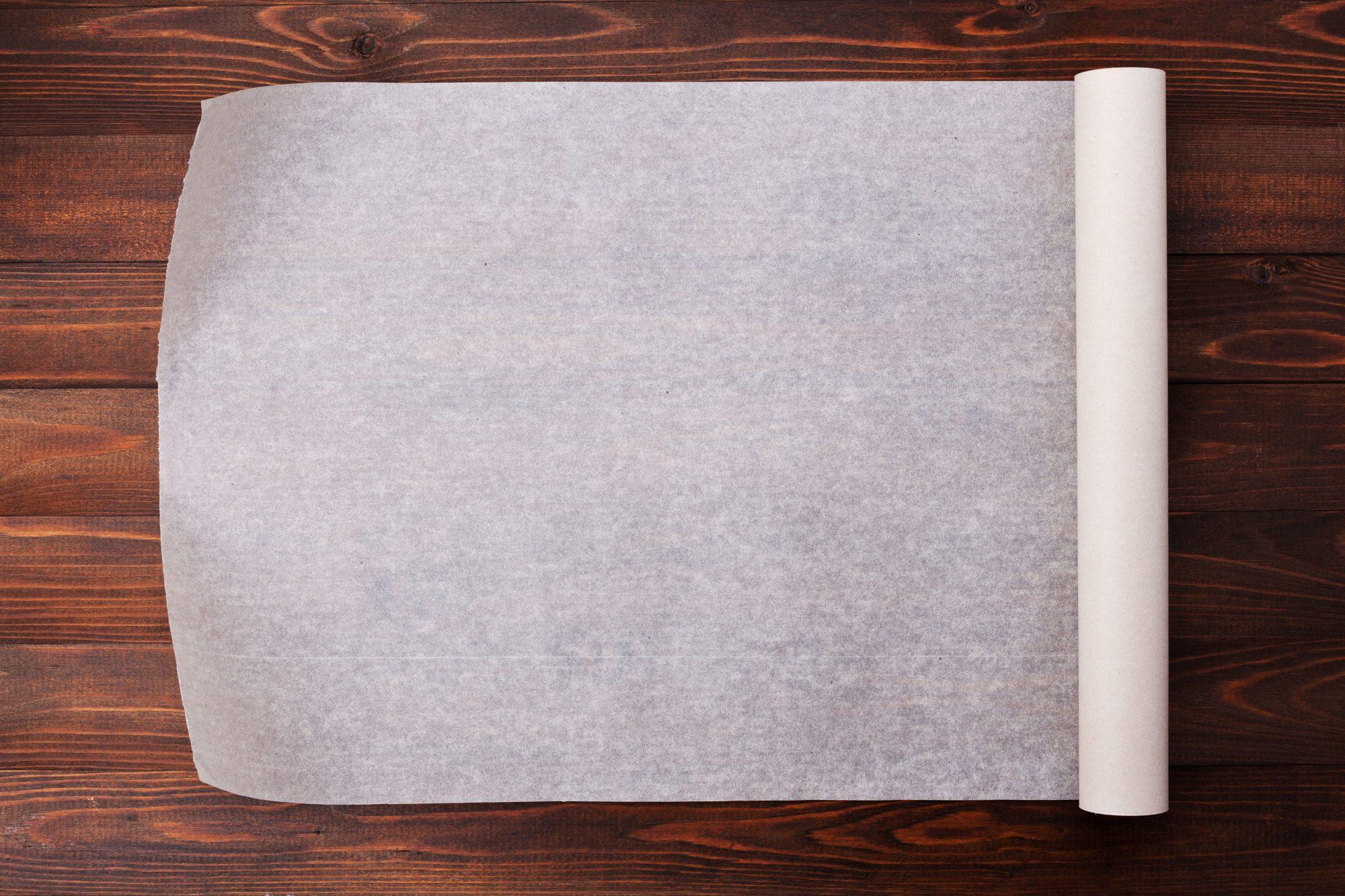 Wax paper vs parchment paper
