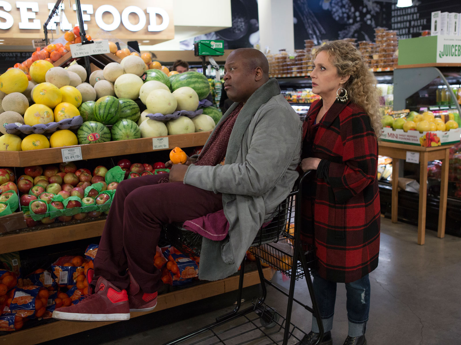 9 'Unbreakable Kimmy Schmidt' Food Moments to Chew on Before You Binge Season Four kimmy-schmidt-s03e05-FT-BLOG0518