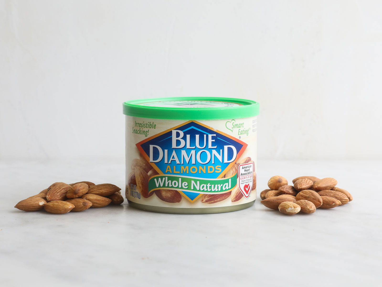 Whole Natural Almonds