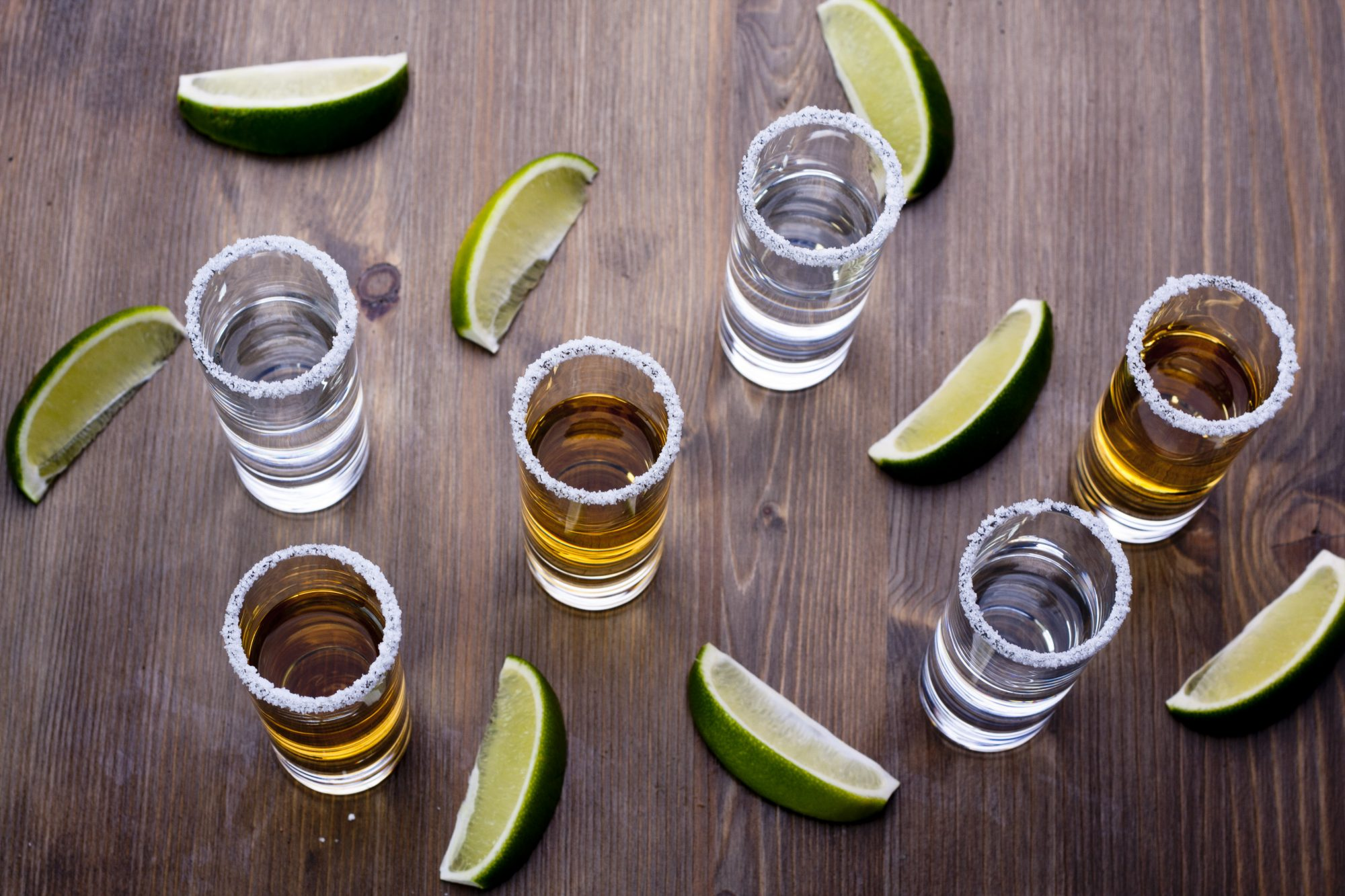 What's the Difference Between Gold and Silver Tequilas—And Which Should I Drink?