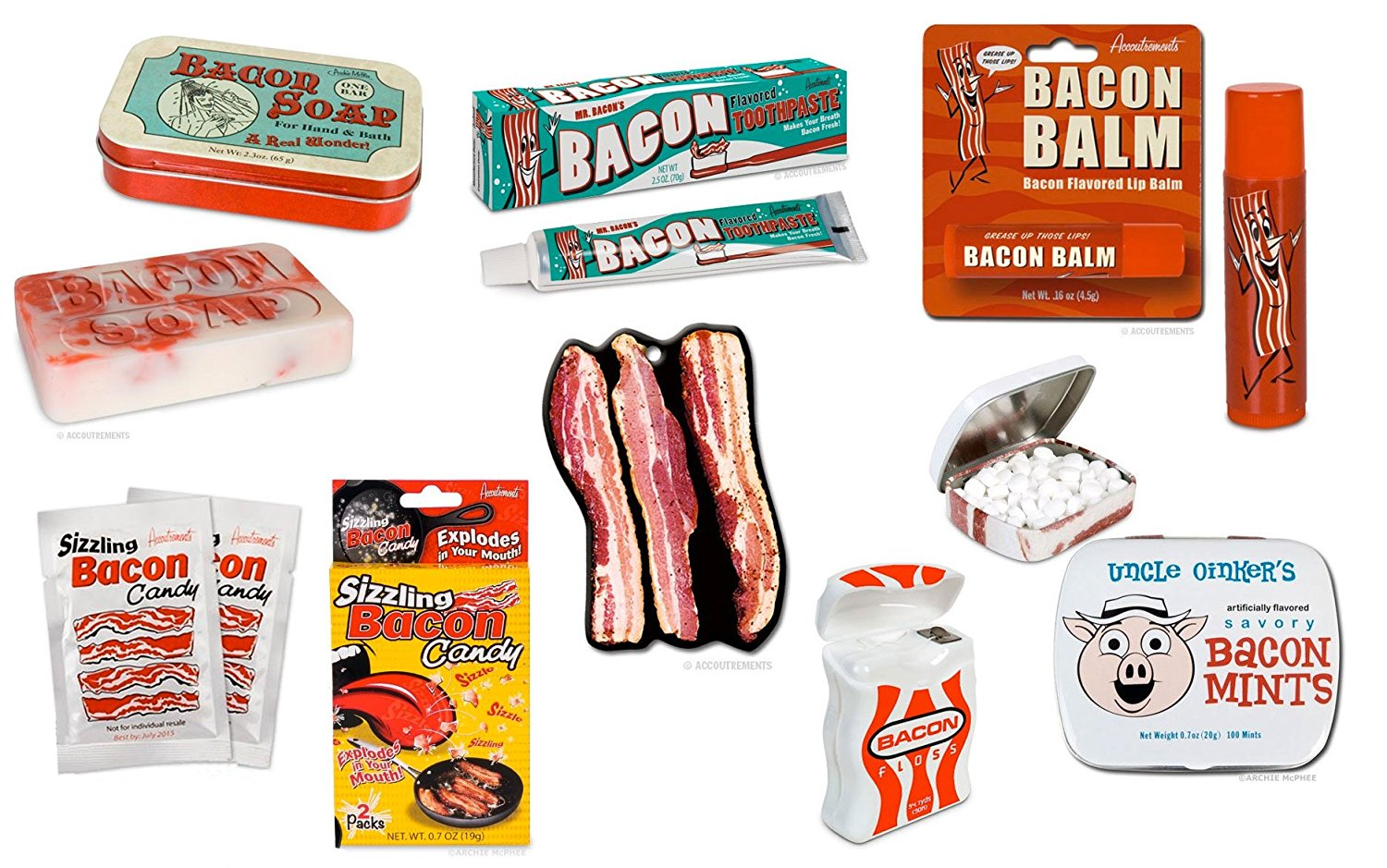 Father's Day Bacon Lover's Gift Set