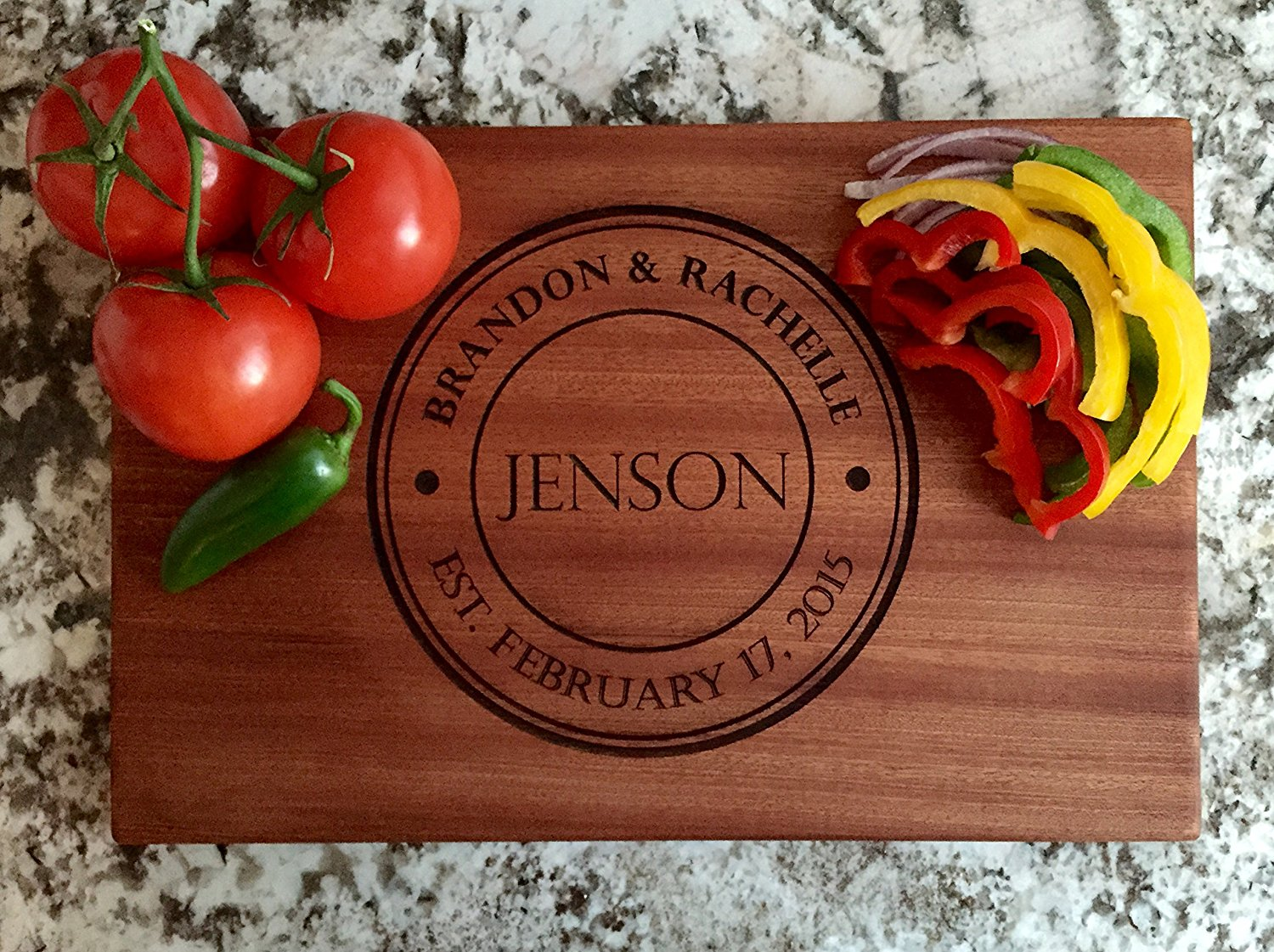 Father's Day Personalized Cutting Board