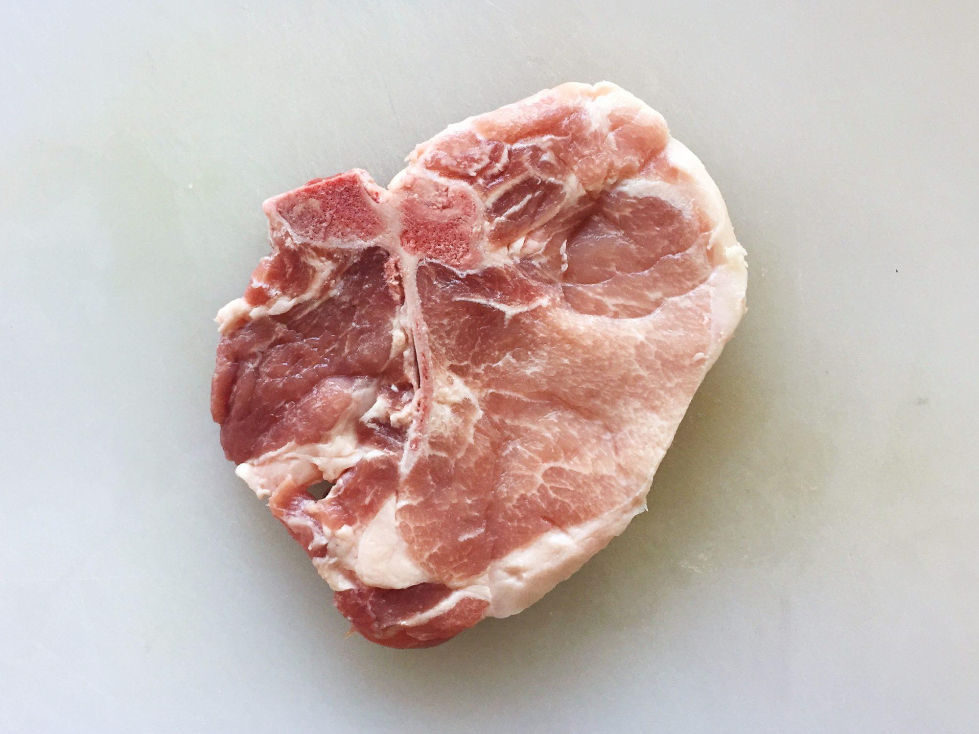 Bone In Center Cut Pork Chop