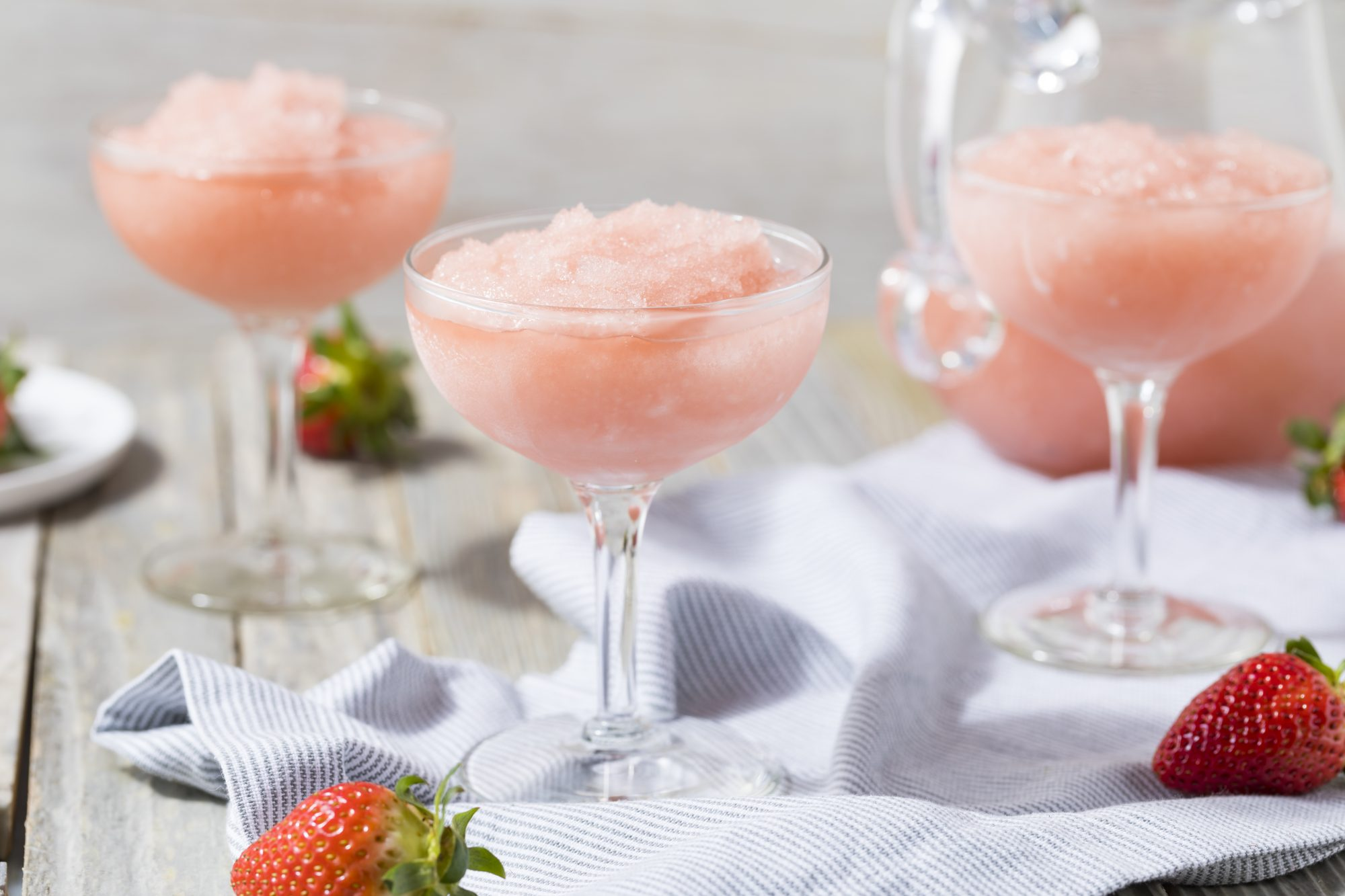 How Frosé Became the Drink of the Summer—and How to Make It at Home
