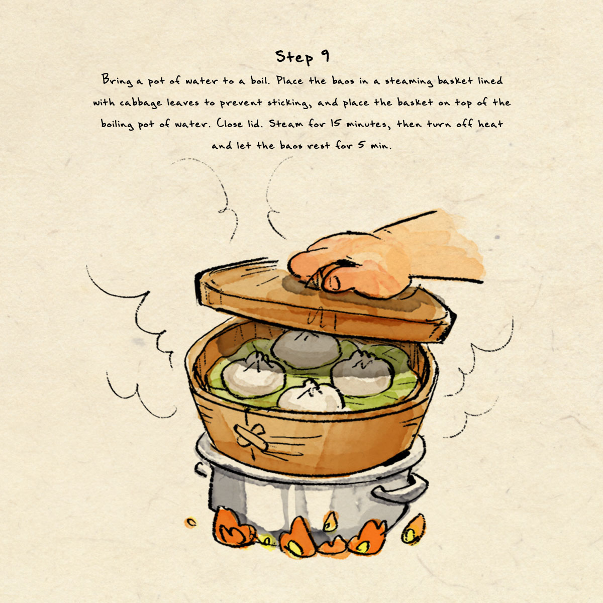 Pixar 'Bao' Director Domee Shi Gave Us Her Mom's Dumpling Recipe Bao-12