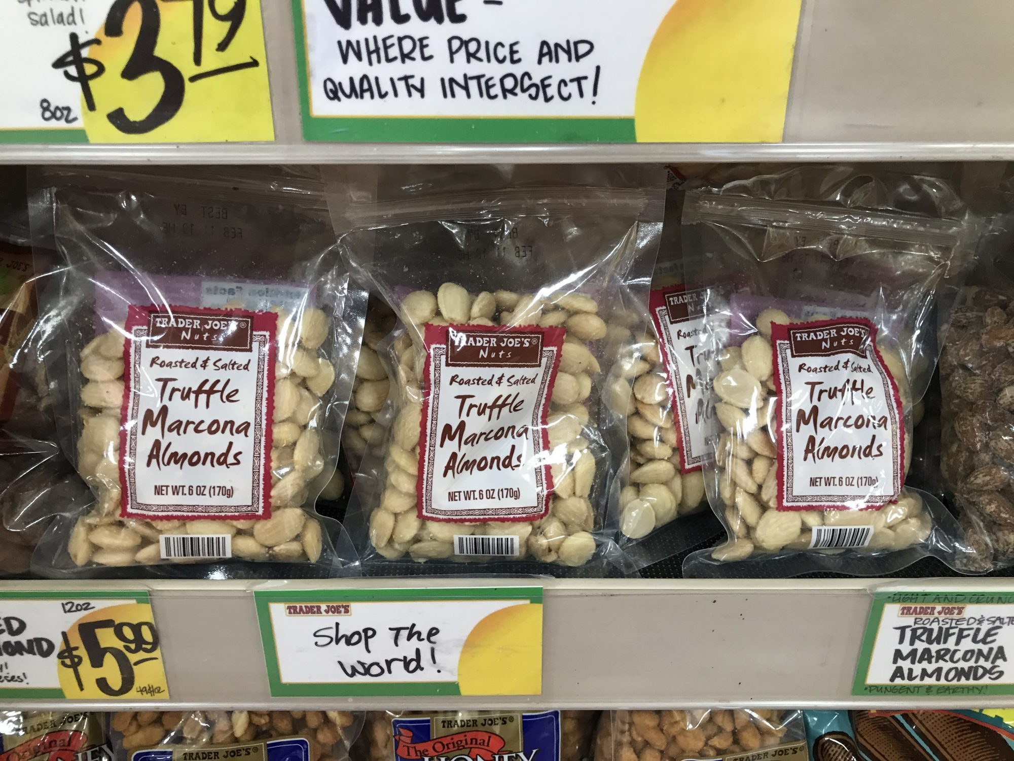 TJ Marcona Almonds