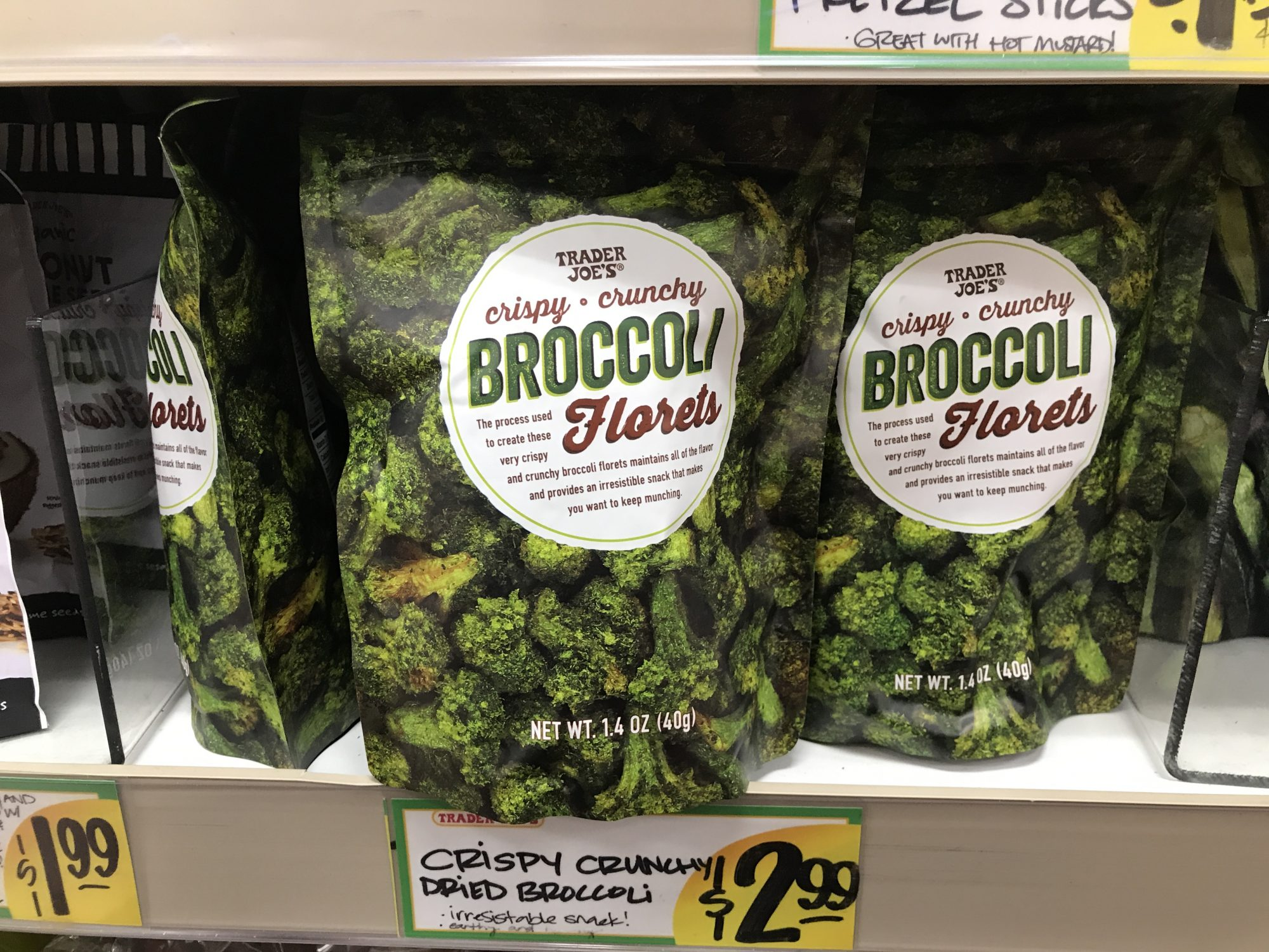 TJ Broccoli Bites