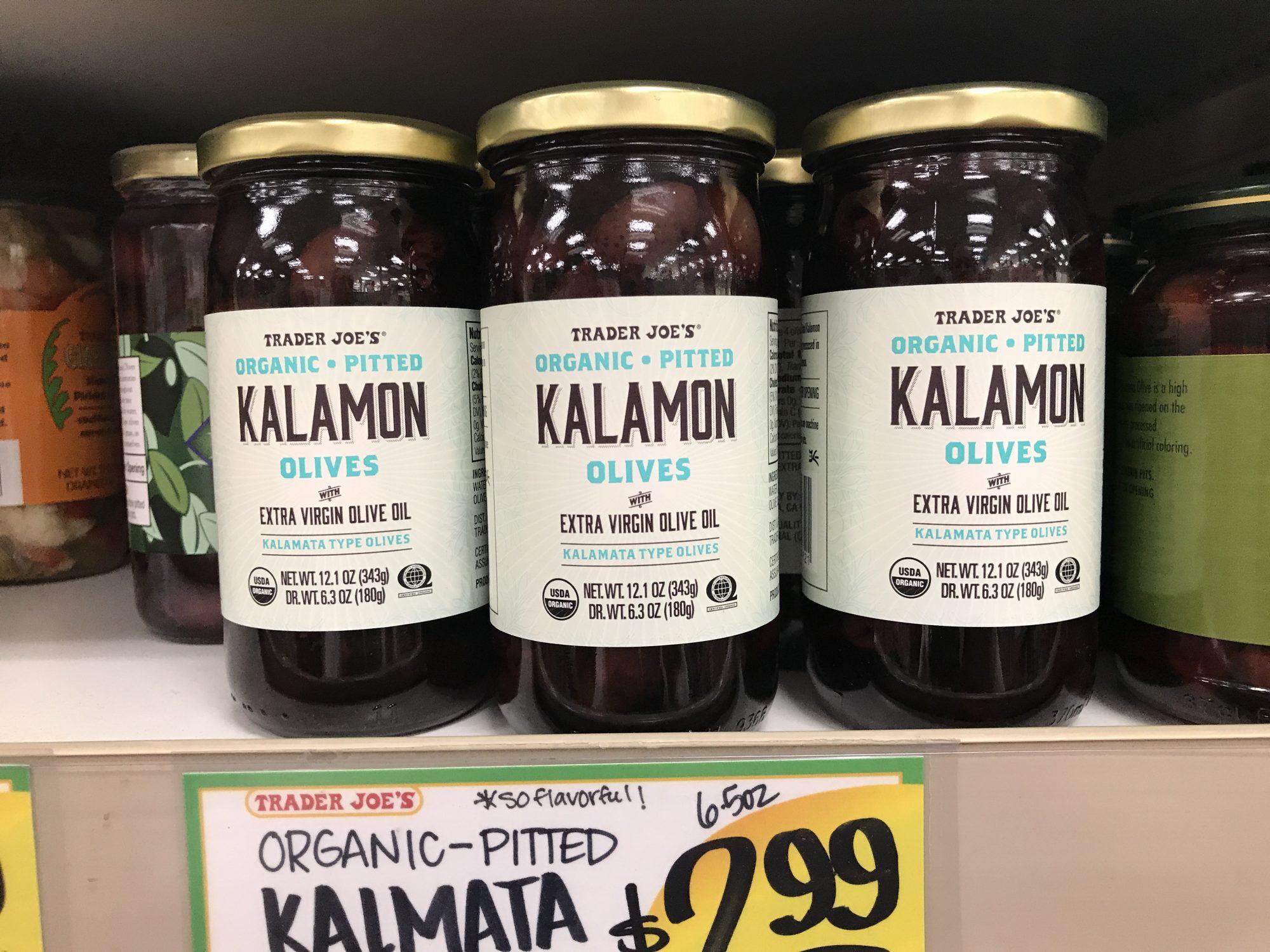 TJ Kalamata Olives