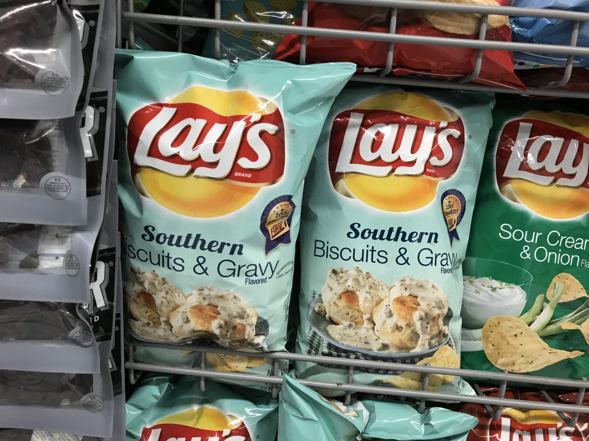 Biscuits Gravy Chips image