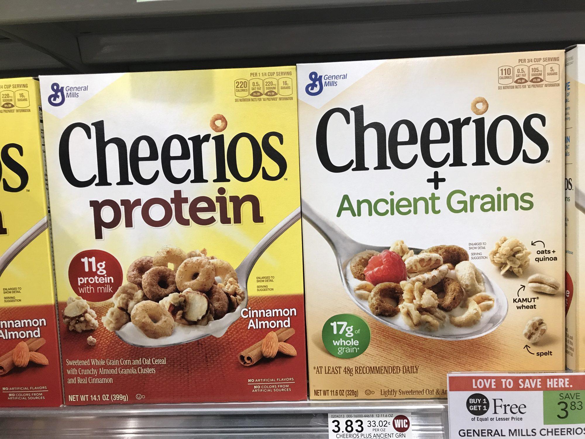 Cheerios image