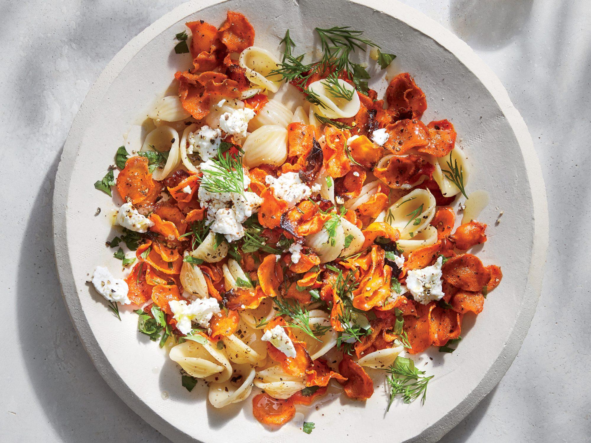 Carrot Orecchiette