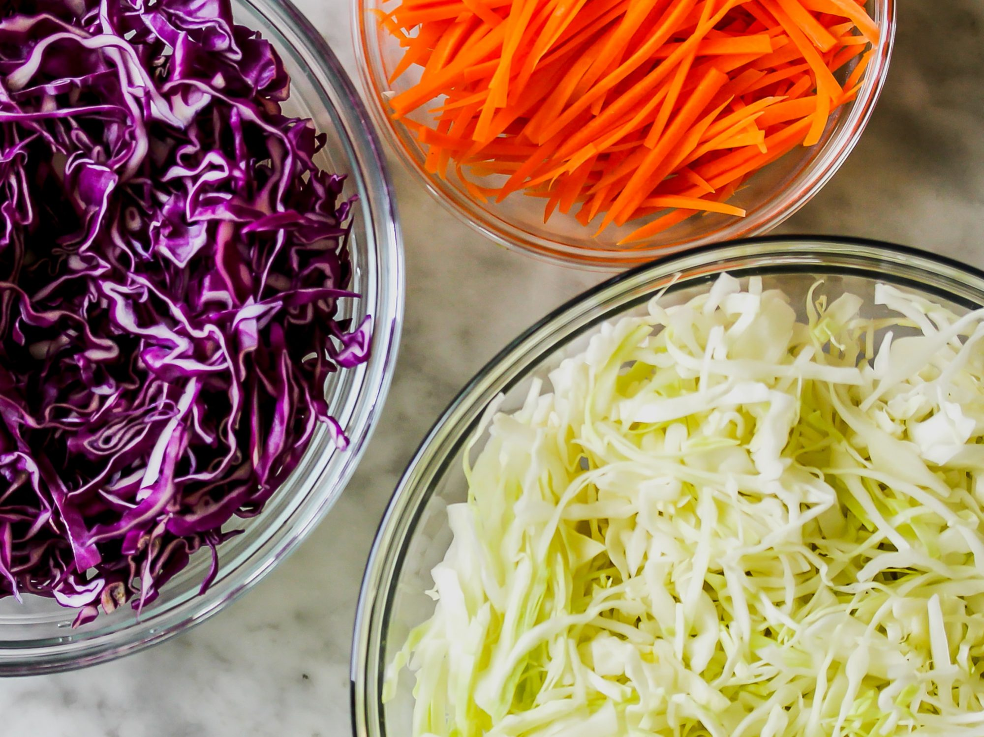 Basic Coleslaw Ingredients