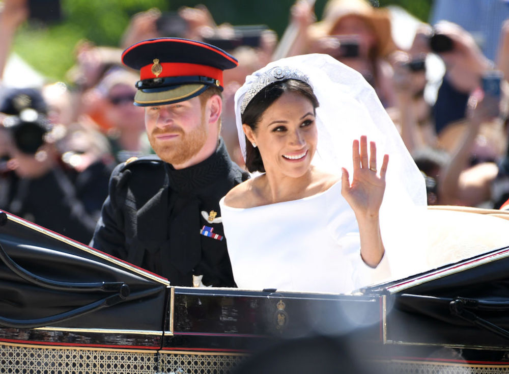 Queen Elizabeth Banned Meghan Markle from Eating This in Public