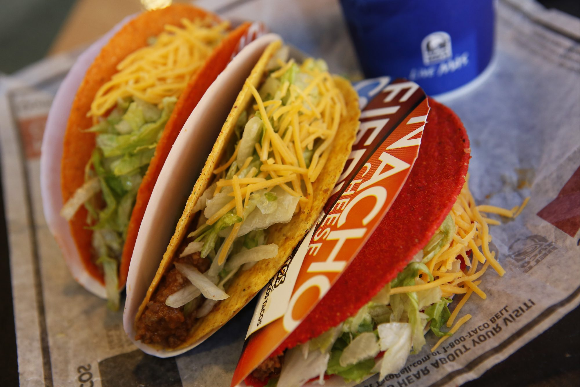 Taco Bell Weddings Are on the Rise