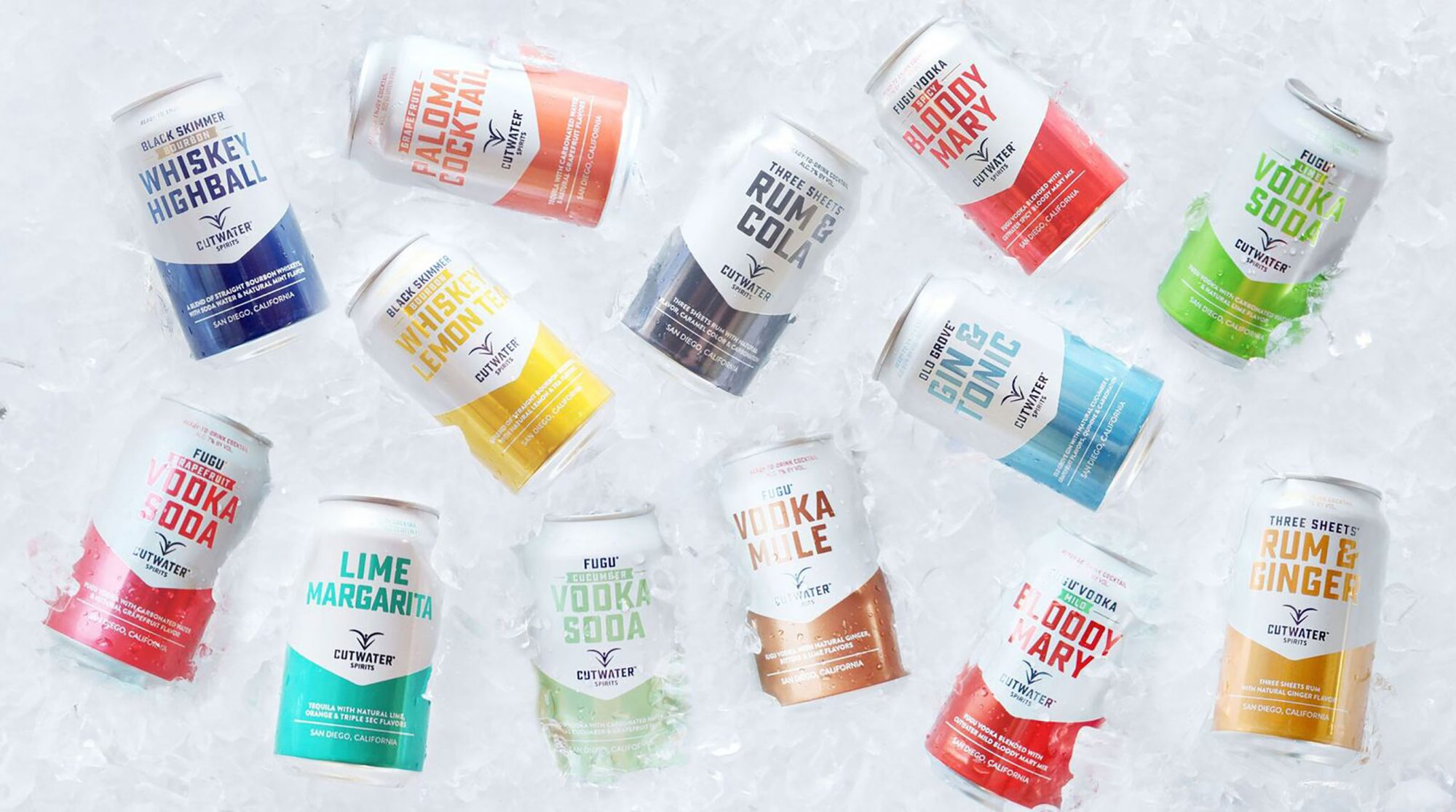 We Tried 12 Classic Cocktails from a Can, and A Few Took Us By Surprise