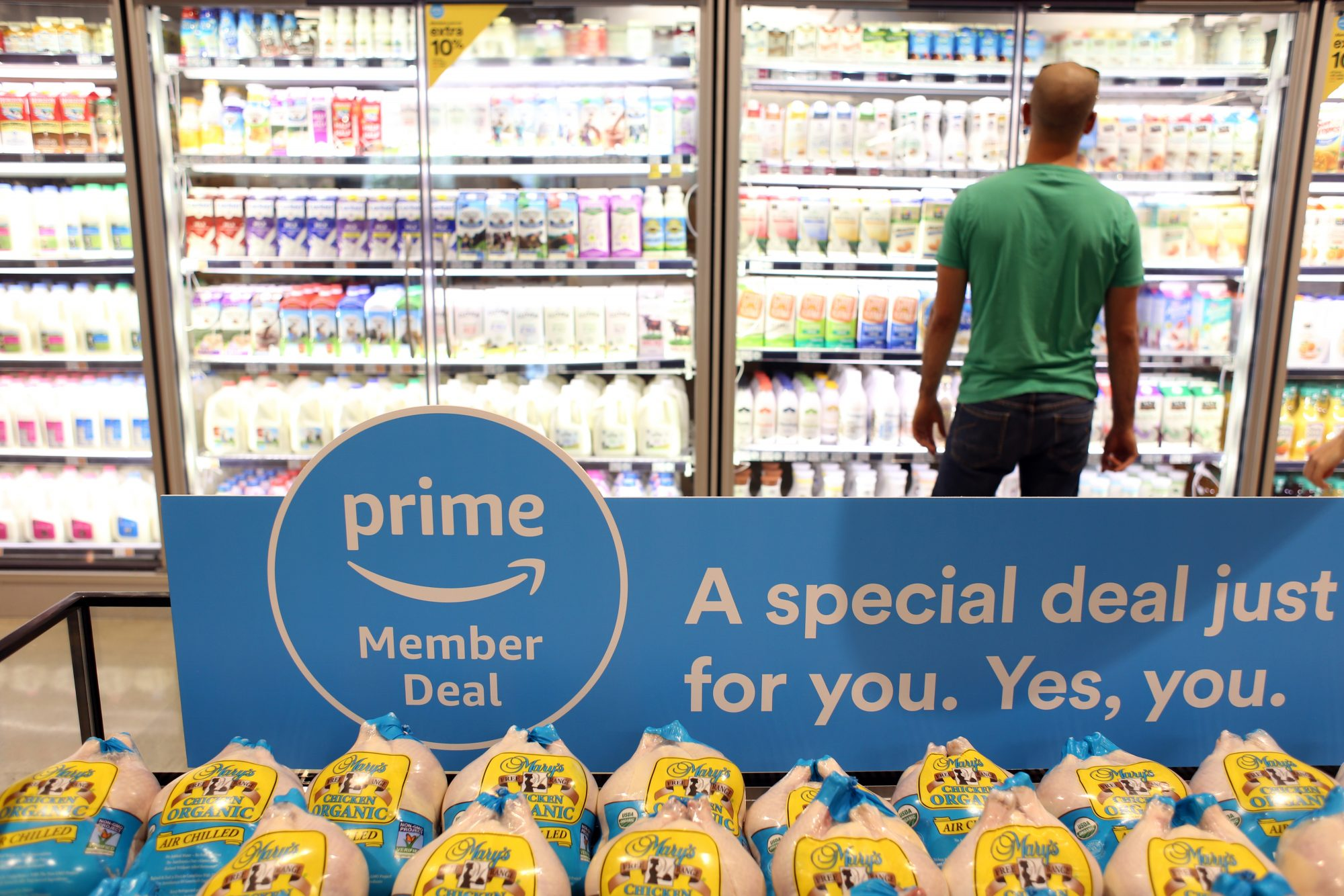Amazon Prime Day Is Coming to Whole Foods—Here's What to Know