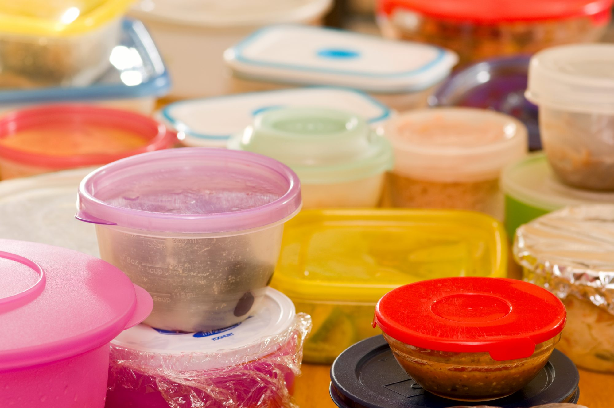 4 Food Storage Products That Could Make Your Food Toxic