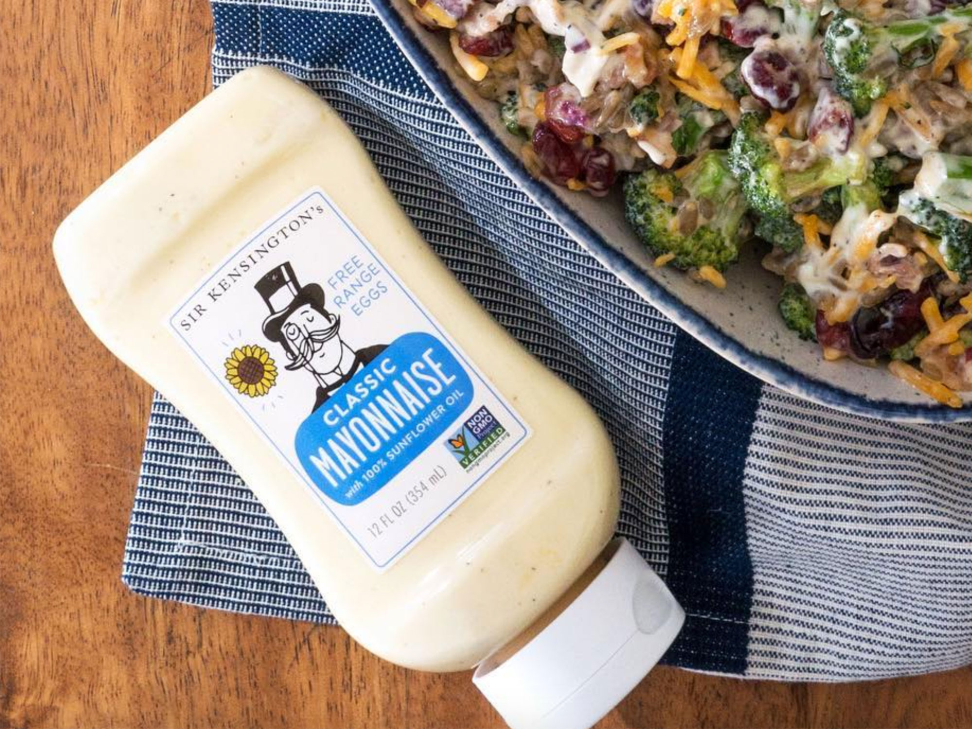 Welcome to the Age of Alternative Oil Mayonnaise