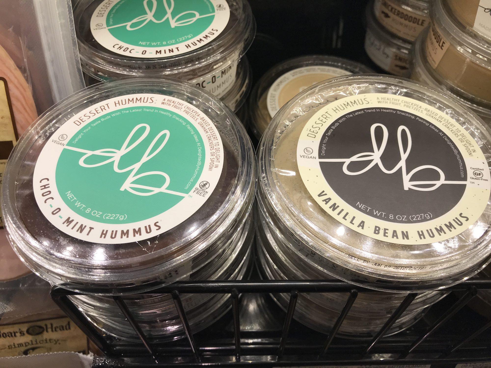 Dessert Hummus image